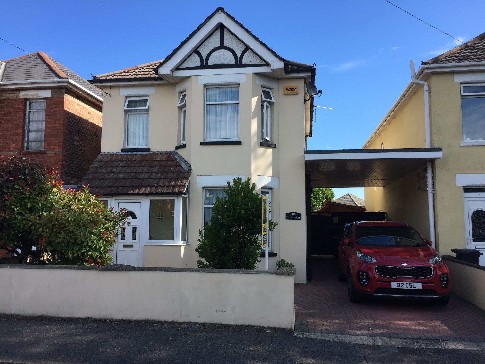 12 Shaftesbury Road, Charminster, Bournemouth, BH8 8SS