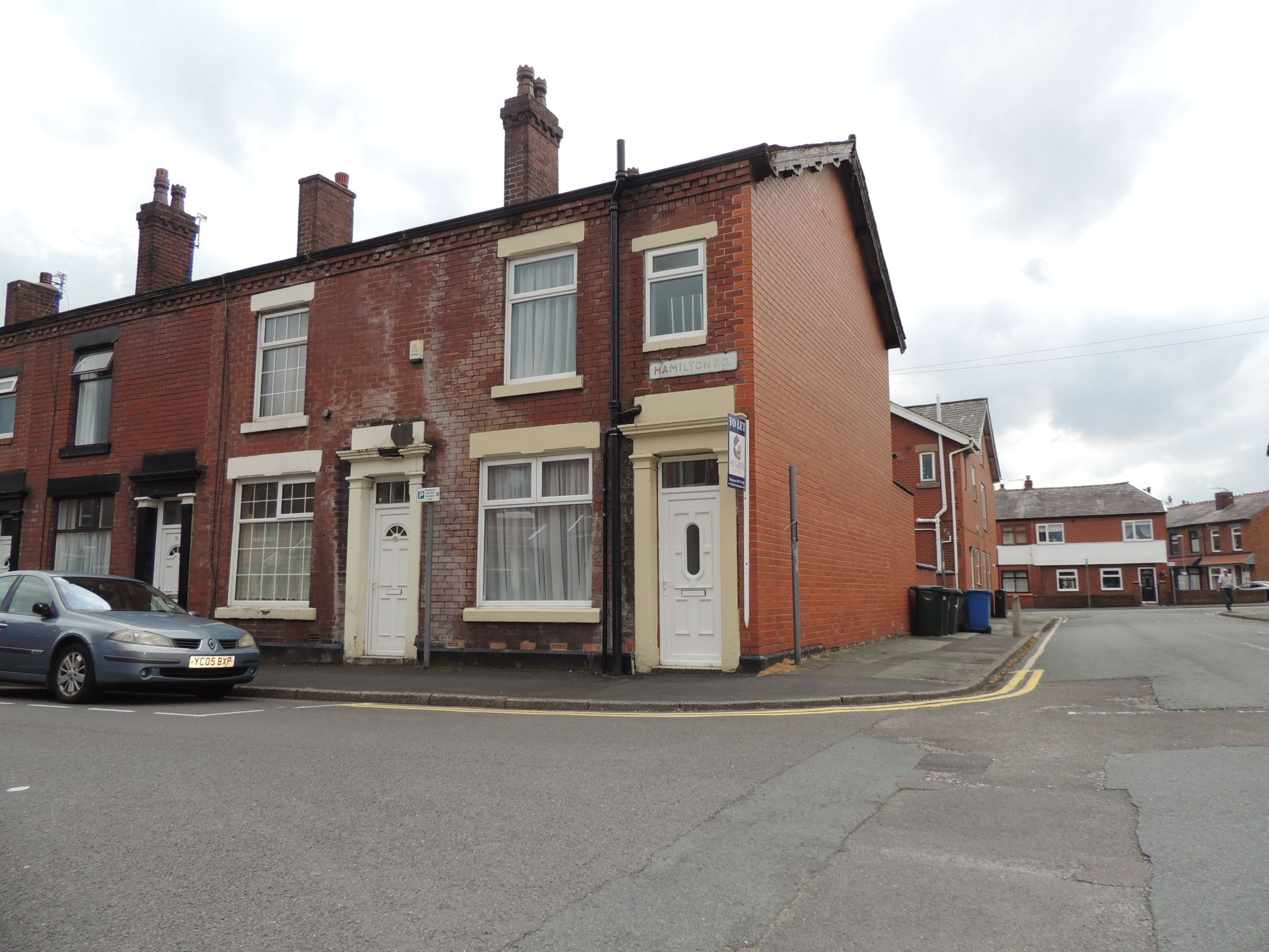2 bedroom mid terraced house Let Agreed in Chorley - Property photograph
