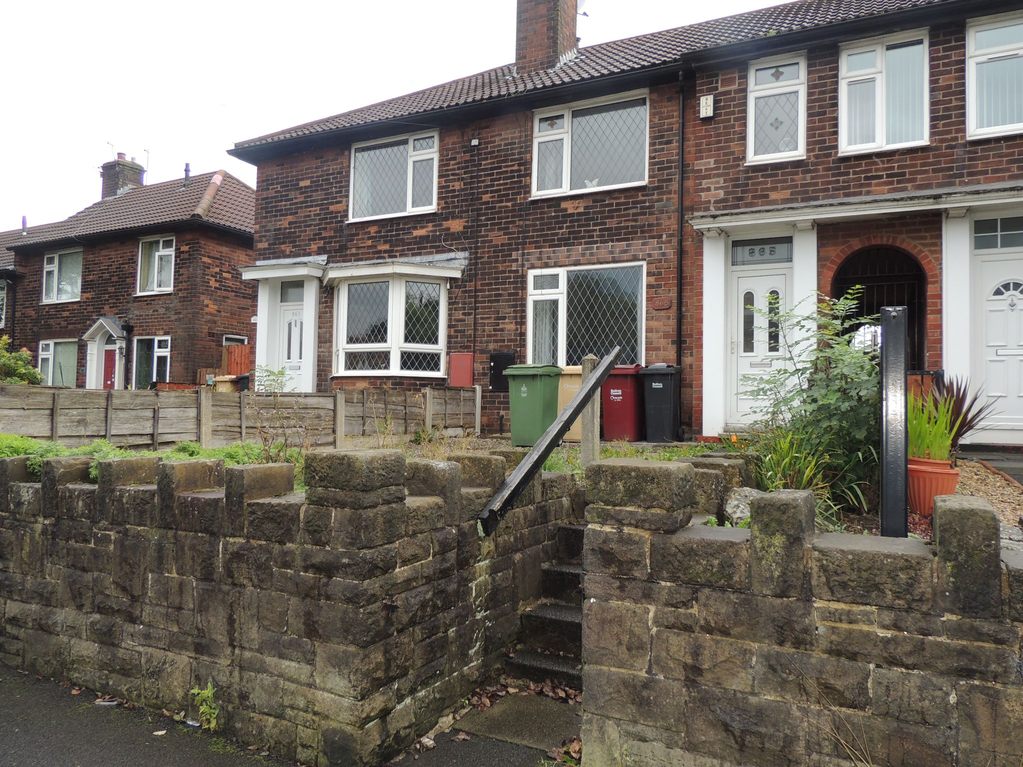 2 bedroom mid terraced house To Let in Bolton - Property photograph