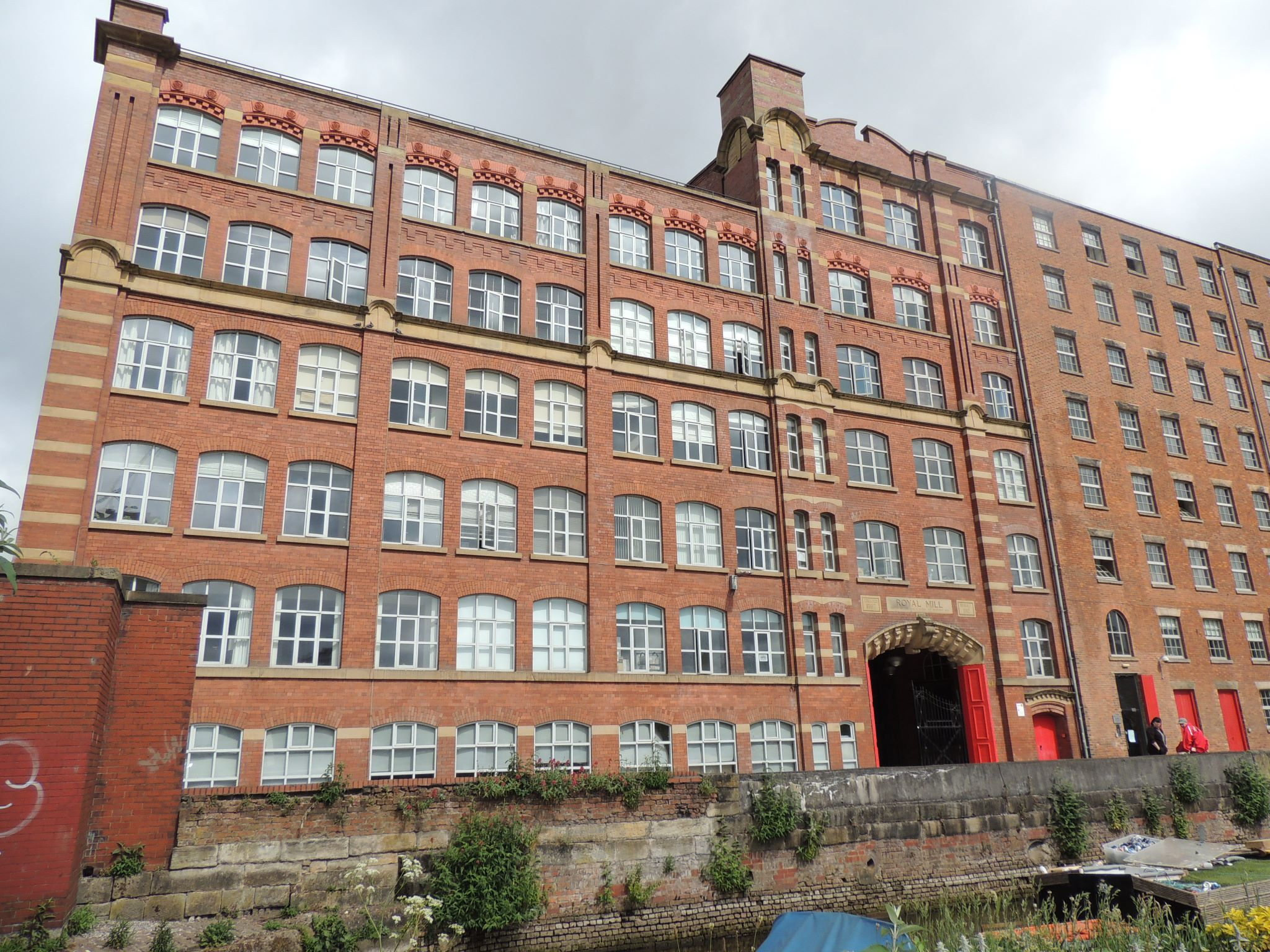 1 bedroom apartment flat/apartment To Let in Manchester - Property photograph