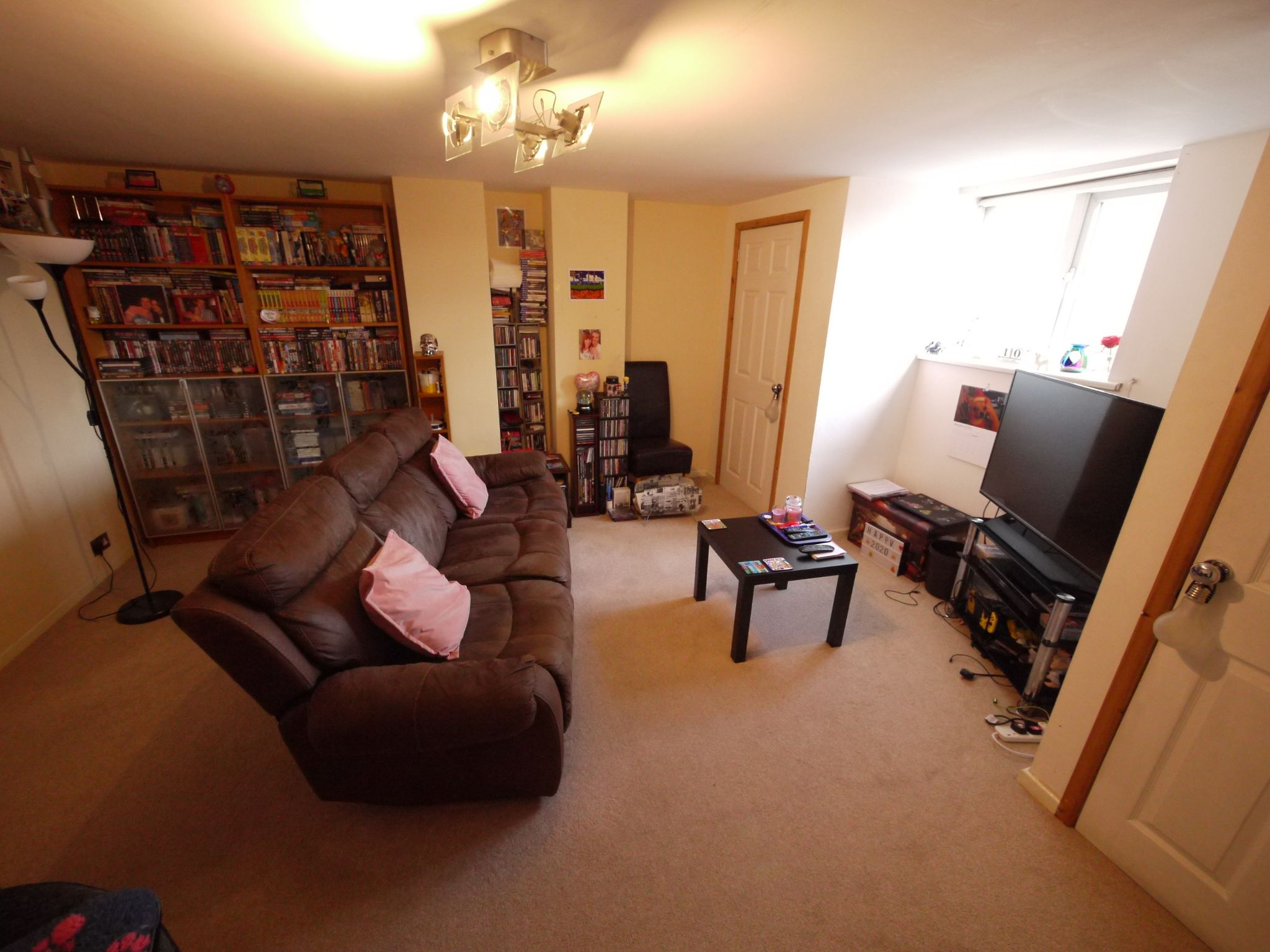 4 bedroom semi-detached house SSTC in Brighouse - Lower Gd Flr lounge.