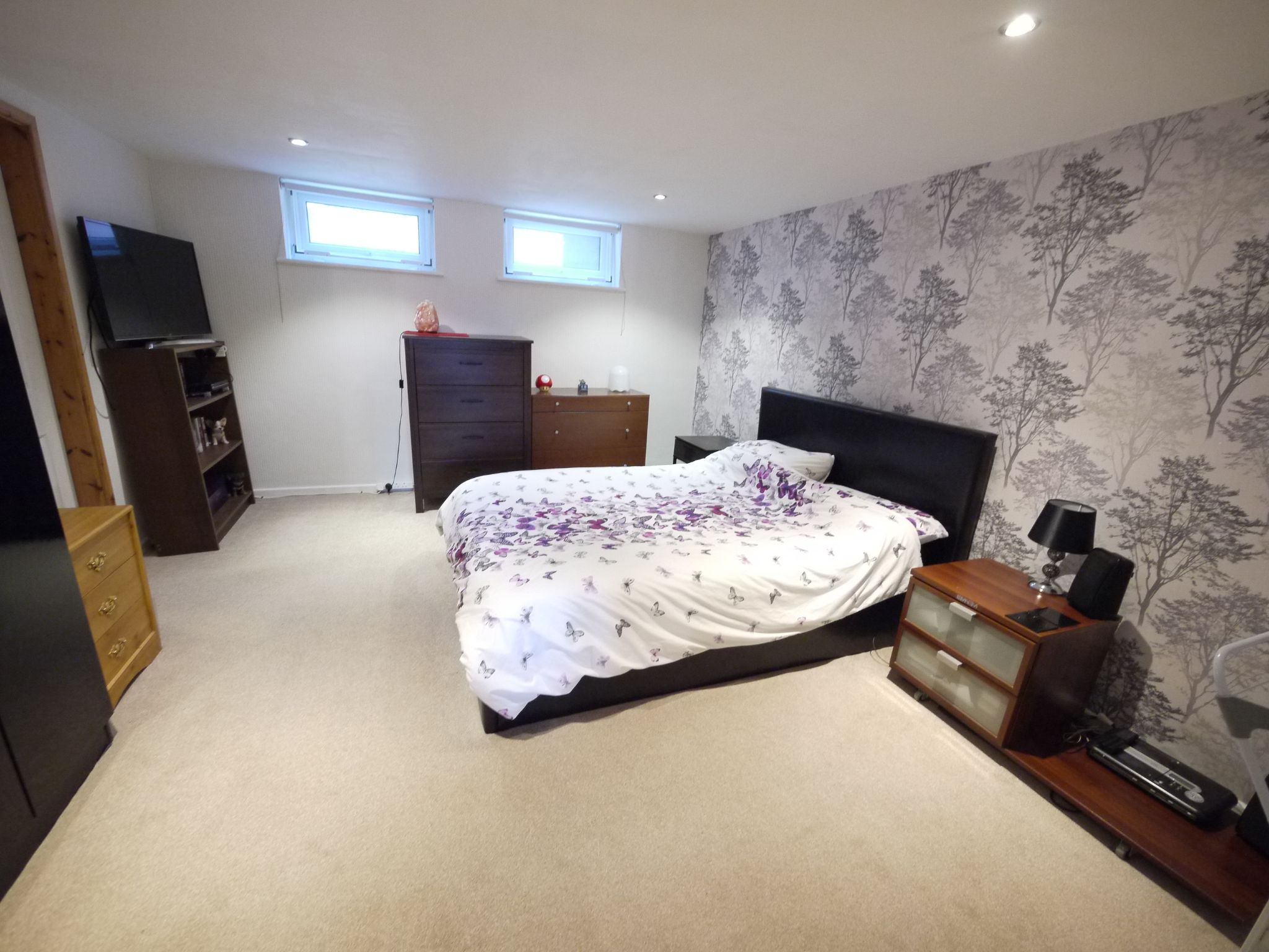 4 bedroom semi-detached house SSTC in Brighouse - Lower Gd Flr bed.