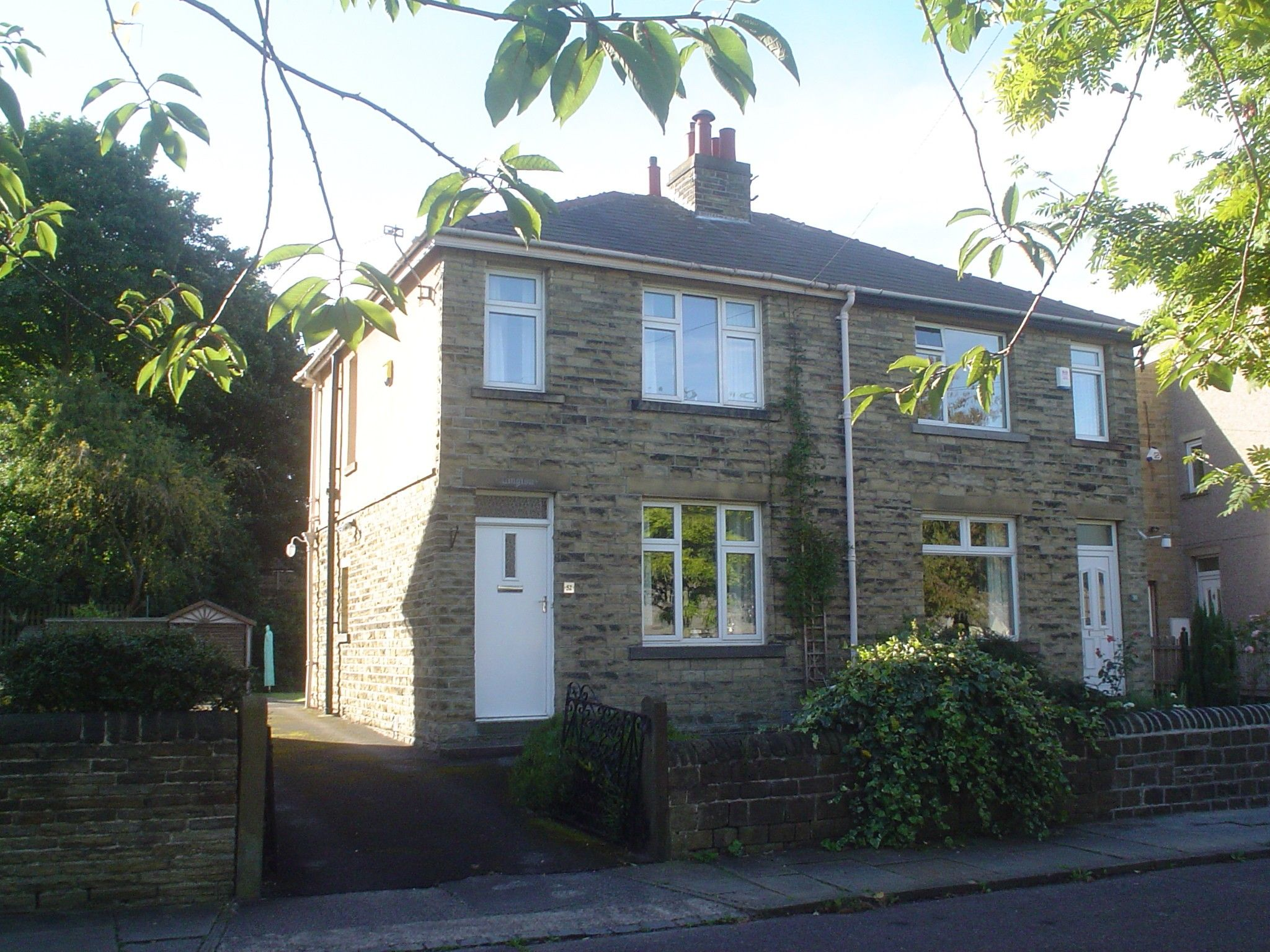 2 bedroom semi-detached house To Let in Brighouse - Photograph 1.