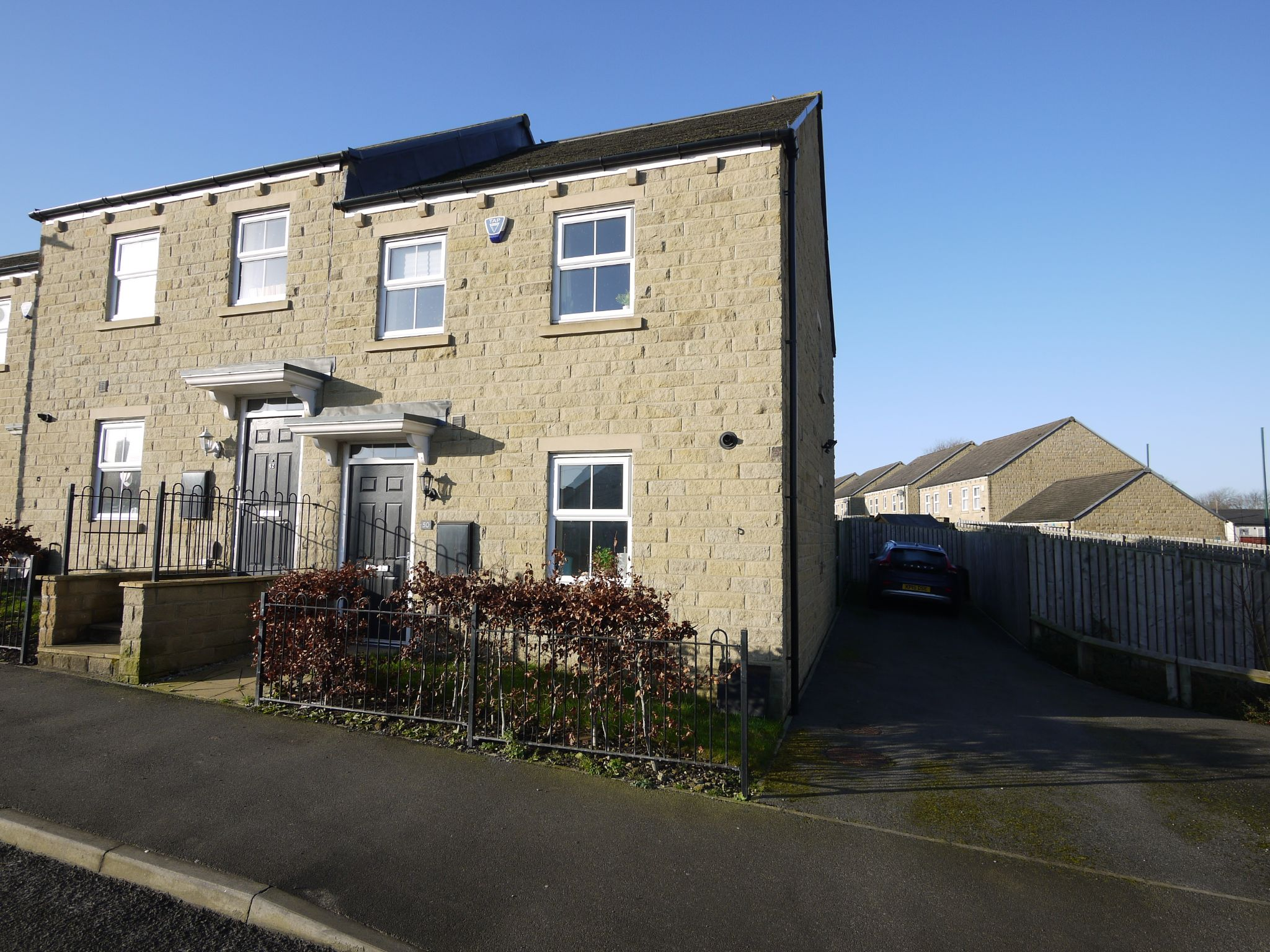 3 bedroom end terraced house SSTC in Cleckheaton - Main.
