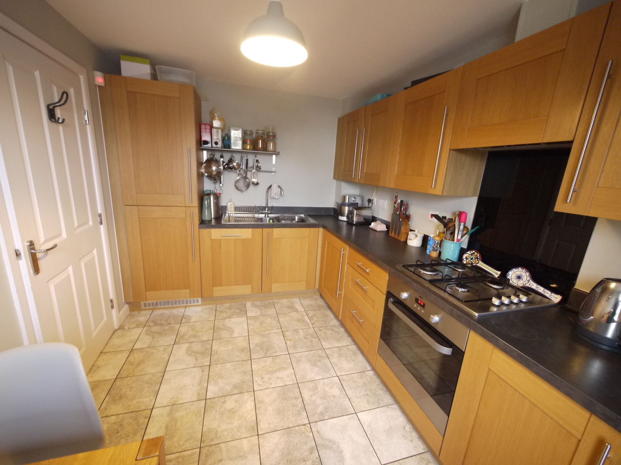 3 bedroom end terraced house SSTC in Cleckheaton - Dining Kitchen 2.