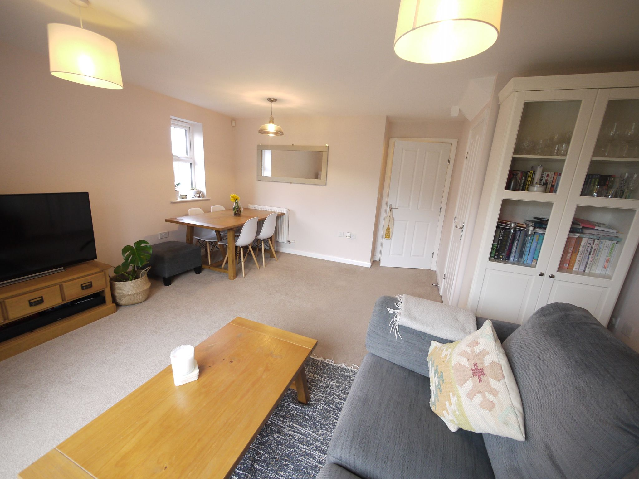 3 bedroom end terraced house SSTC in Cleckheaton - Lounge 3.
