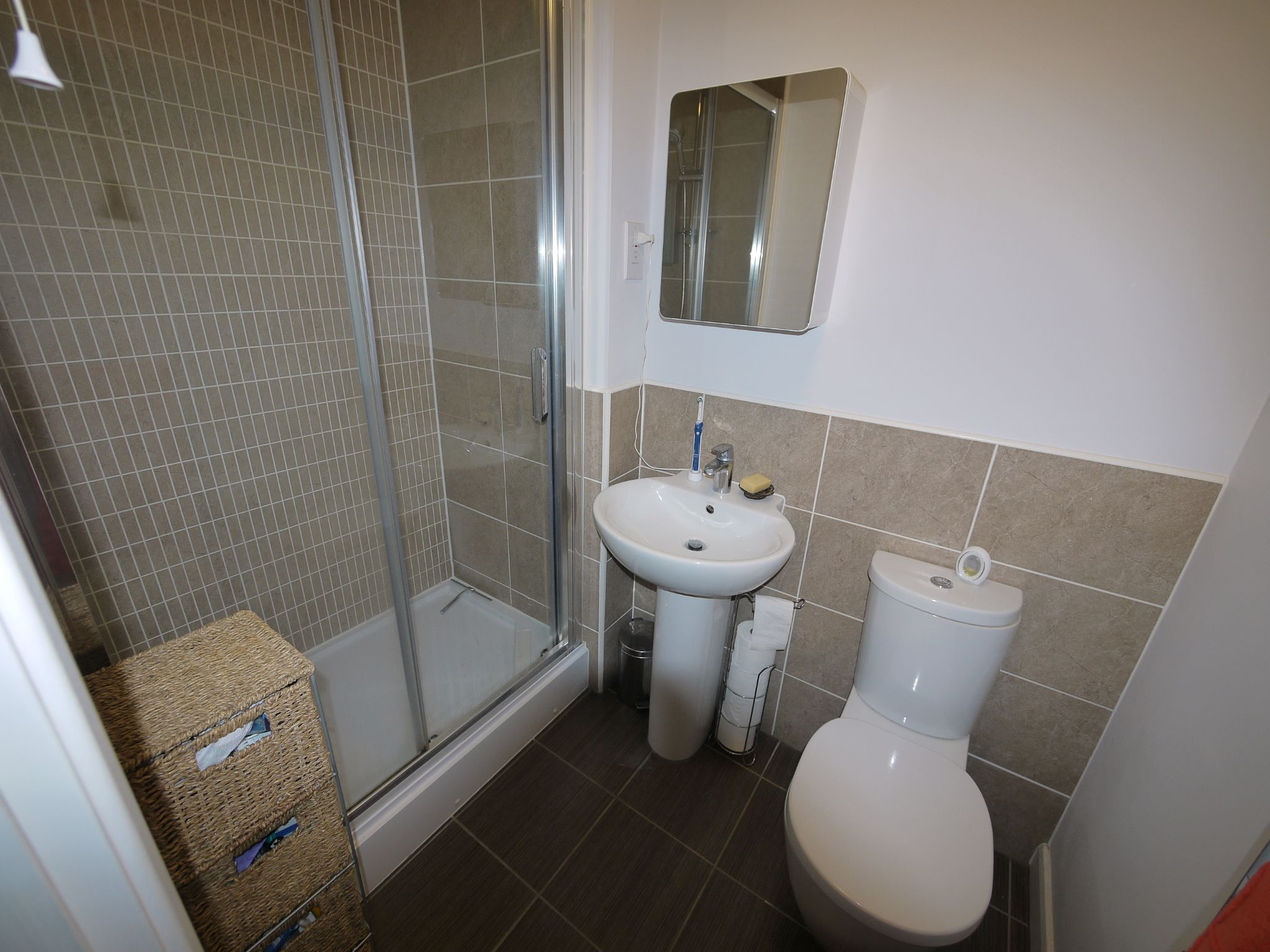 3 bedroom end terraced house SSTC in Cleckheaton - Ensuite.