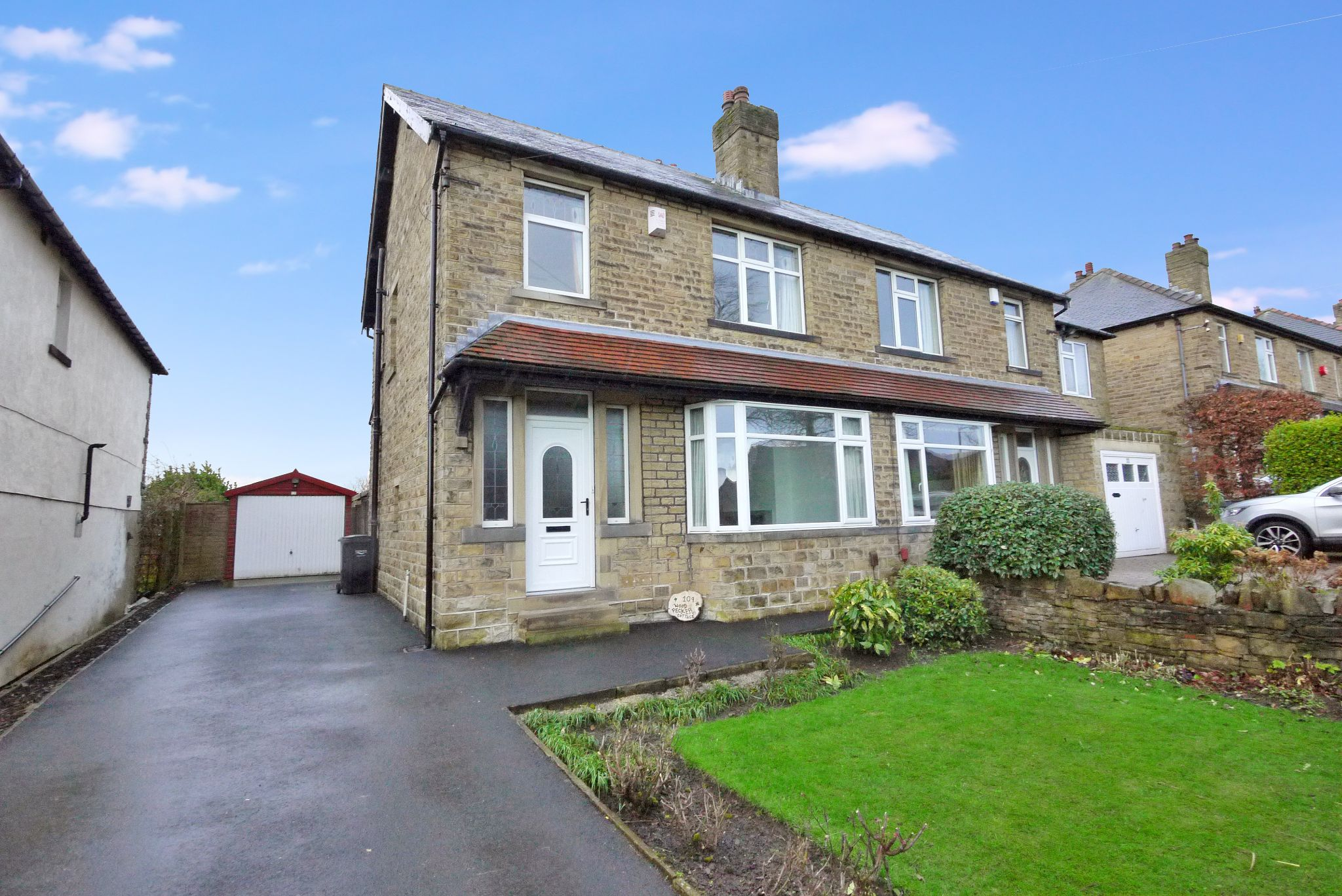 3 bedroom semi-detached house To Let in Brighouse - Photograph 1.
