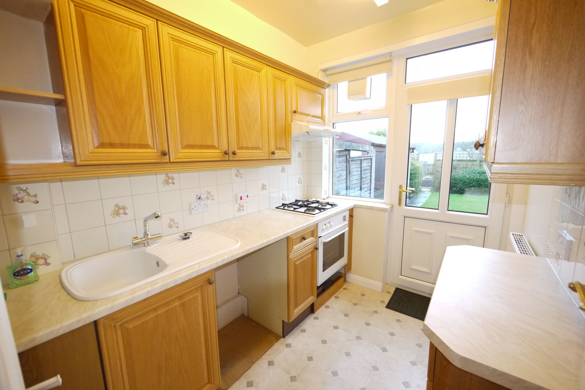 3 bedroom semi-detached house To Let in Brighouse - Property photograph.