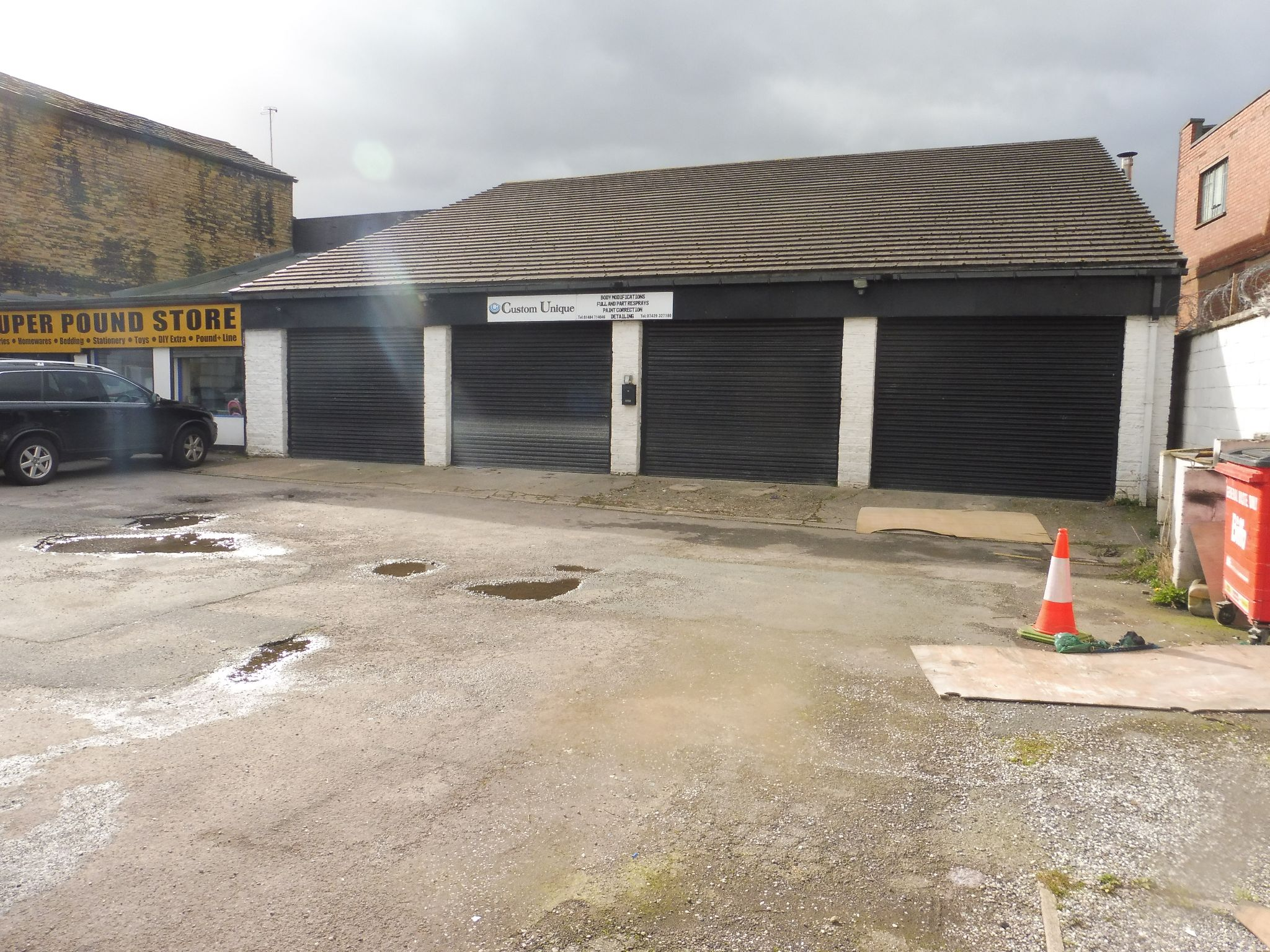 Commercial Property Let in Calderdale - Main.