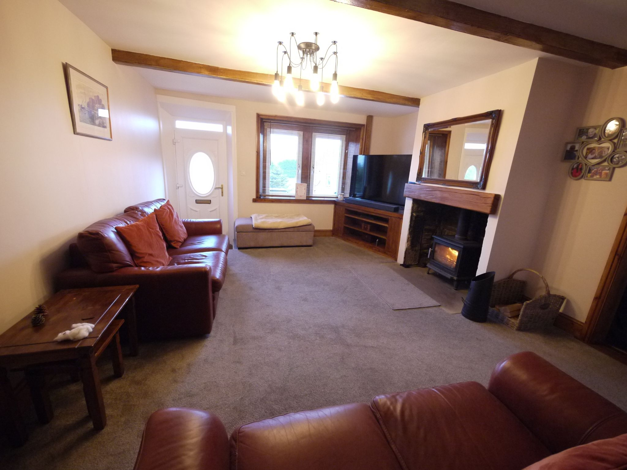 3 bedroom cottage house For Sale in Halifax - lounge.