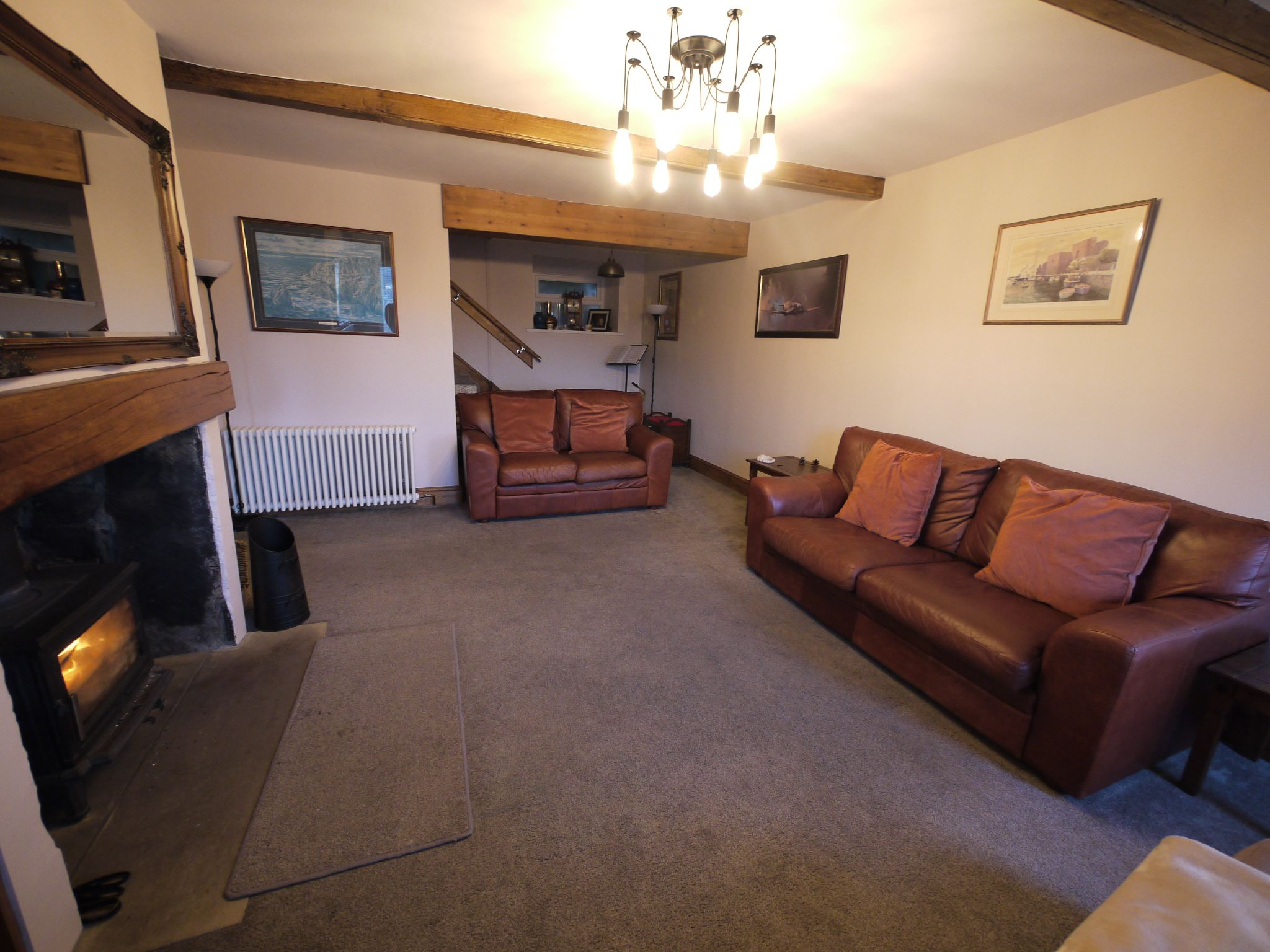 3 bedroom cottage house For Sale in Halifax - lounge 2.