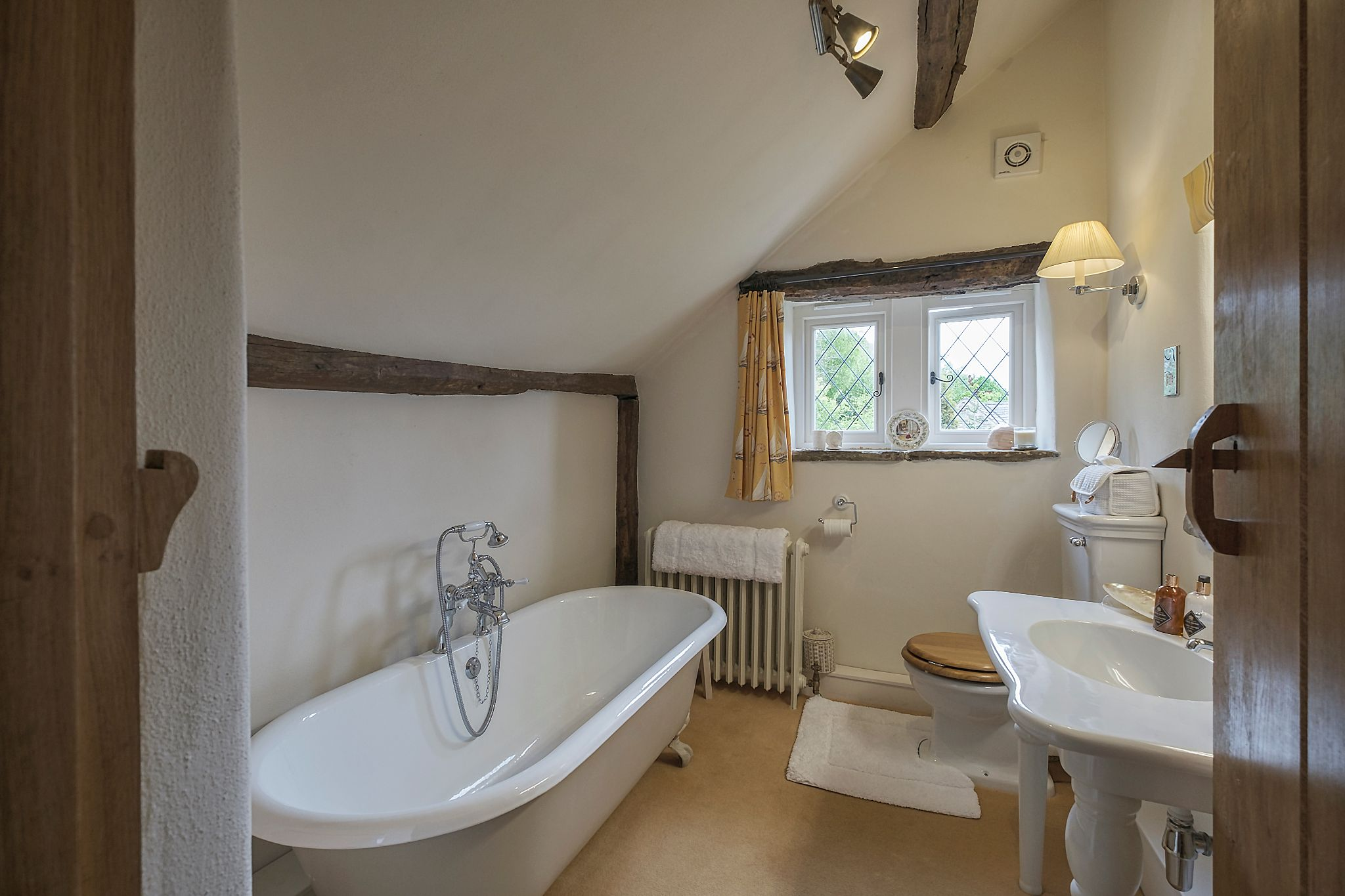 Farm House For Sale in Halifax - Bathroom.