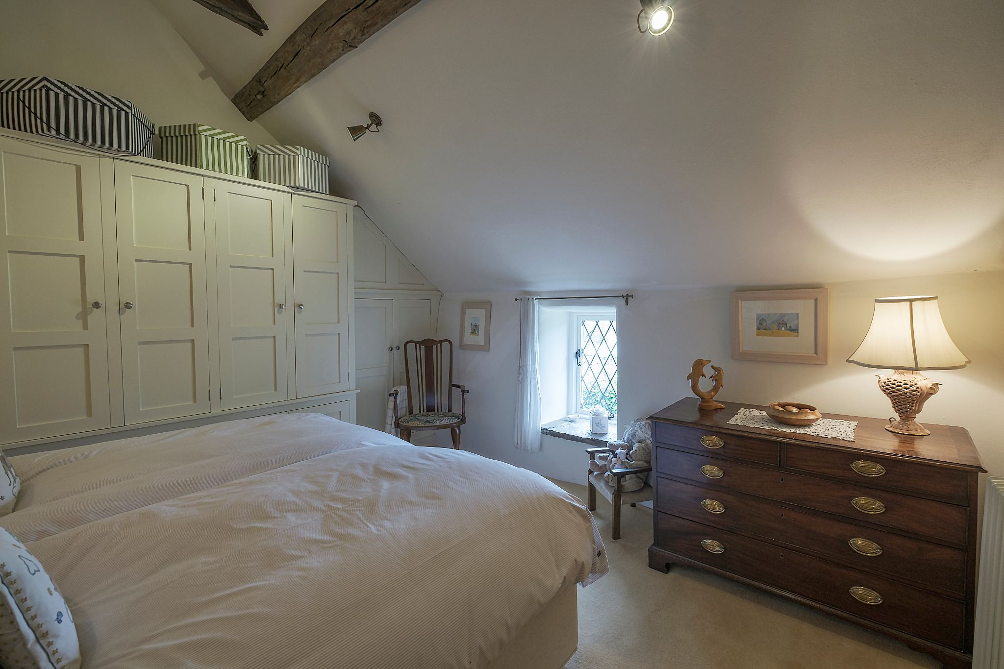 Farm House For Sale in Halifax - Bedroom 2.
