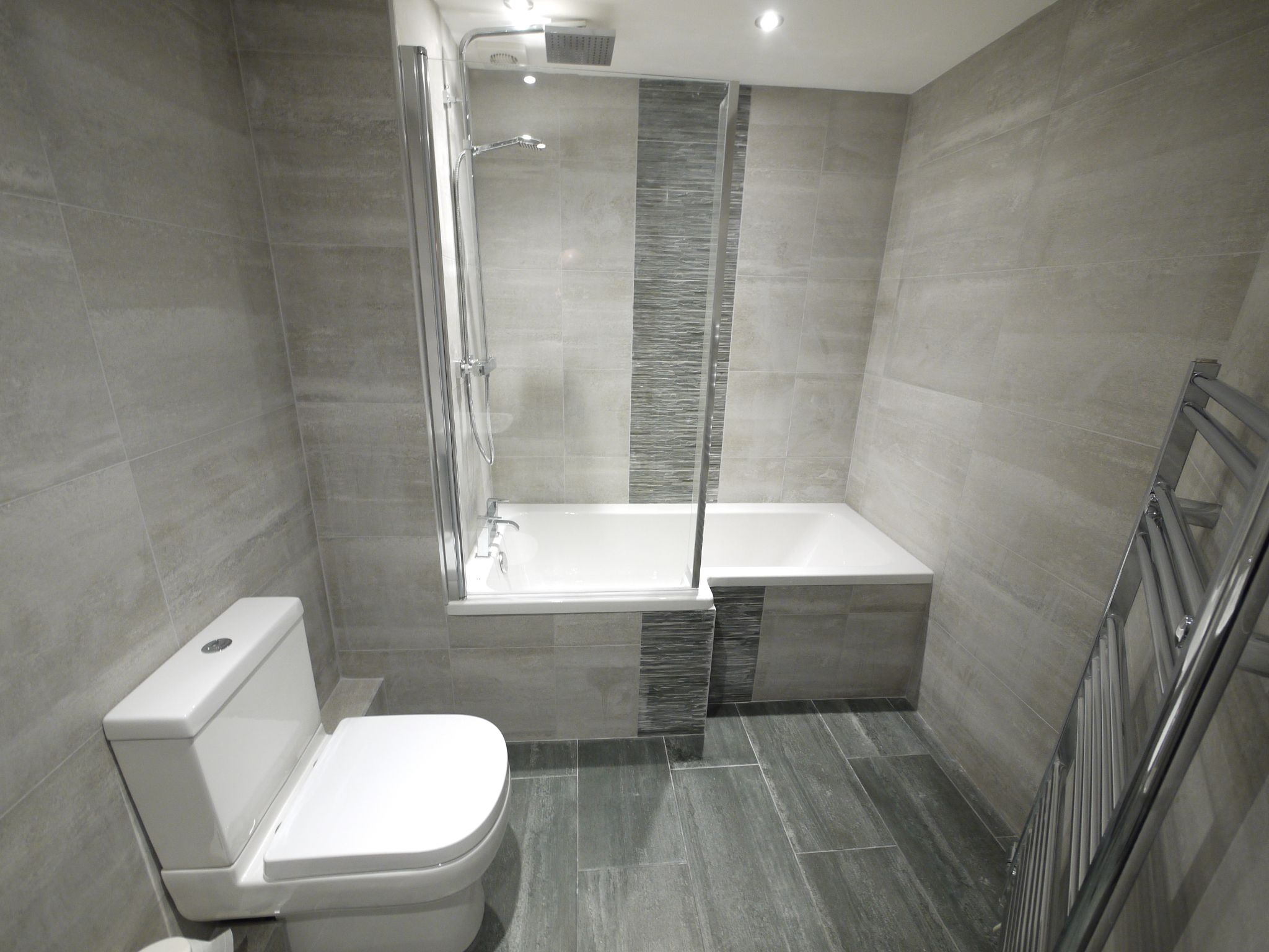 3 bedroom detached house For Sale in Brighouse - Bathroom 2.