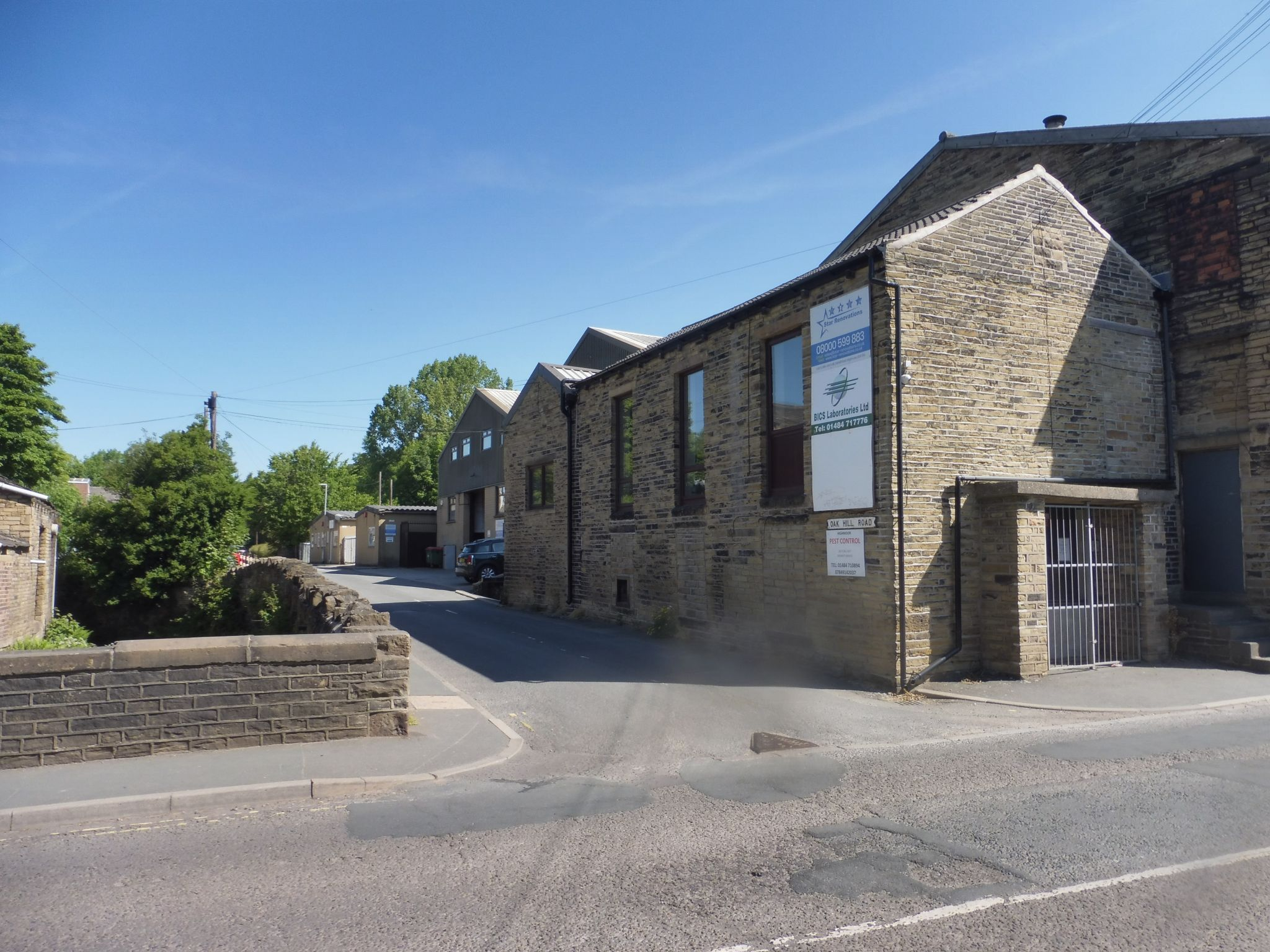 Commercial Property Under Offer in Brighouse - Photograph 1.