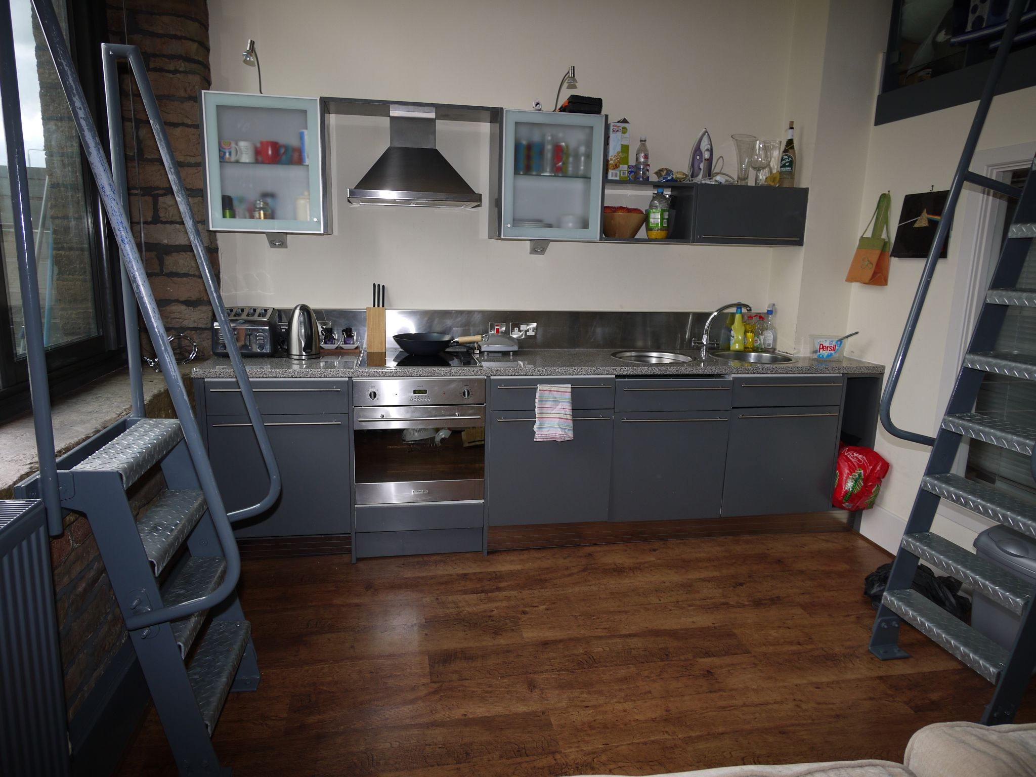 2 bedroom apartment flat/apartment To Let in Brighouse - Kitchen.