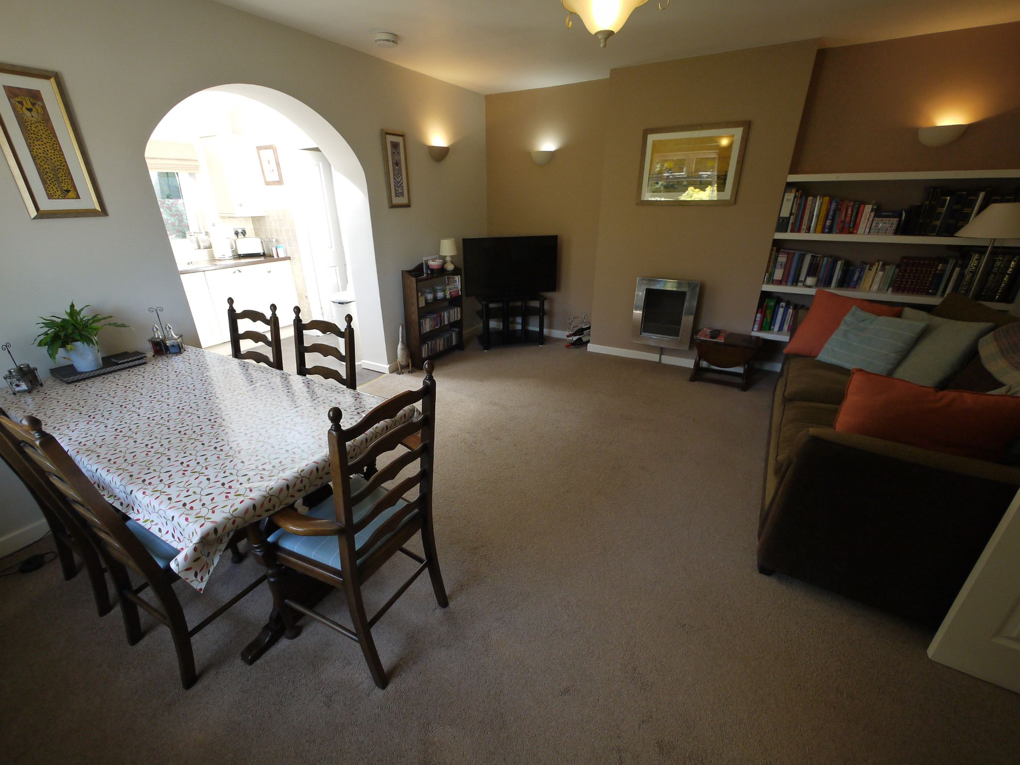 5 bedroom detached house SSTC in Brighouse - Dining Room.