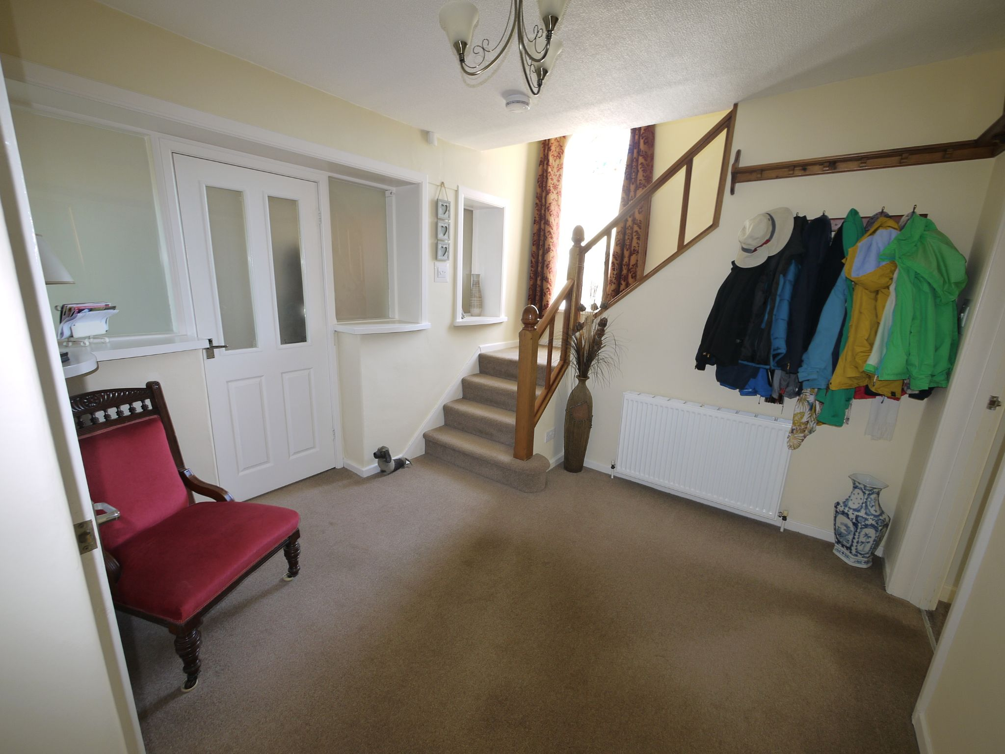 5 bedroom detached house SSTC in Brighouse - Inner Hallway.