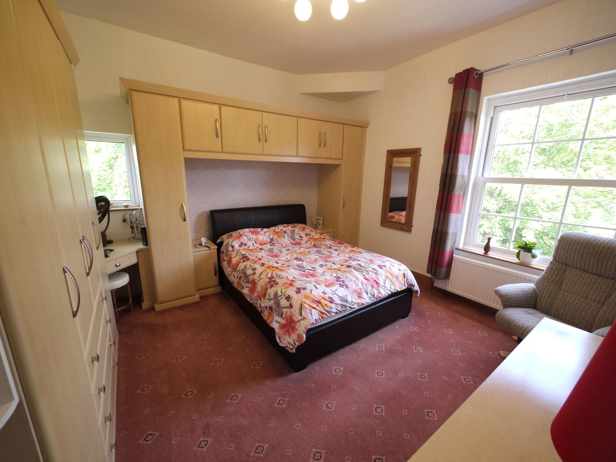 2 bedroom end terraced house SSTC in Brighouse - Bedroom 1.