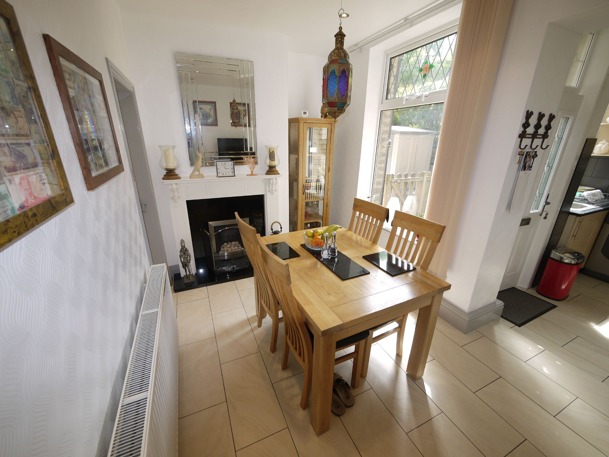 2 bedroom end terraced house SSTC in Brighouse - Dining room.