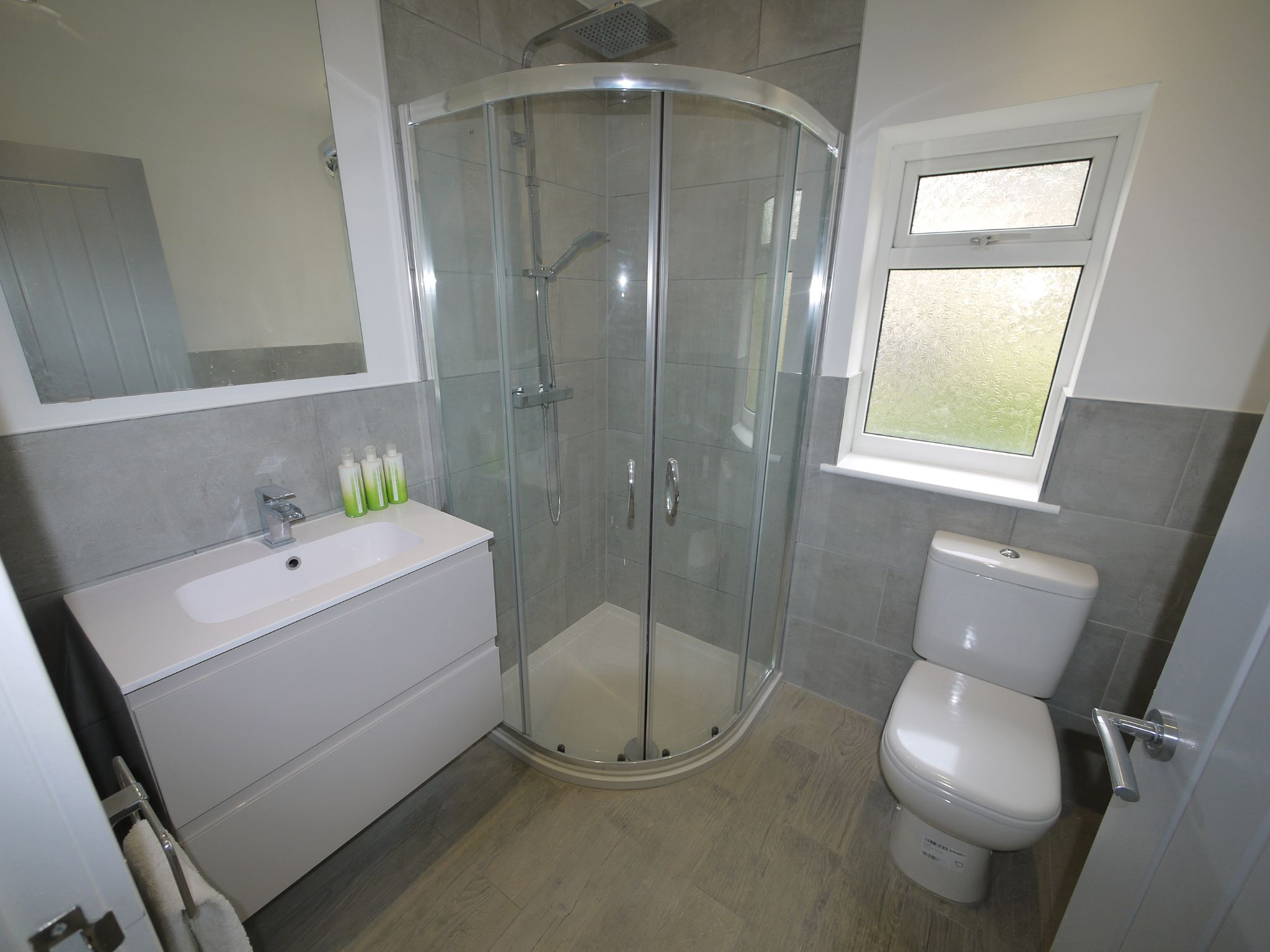 3 bedroom mid terraced house For Sale in Brighouse - Shower Room.