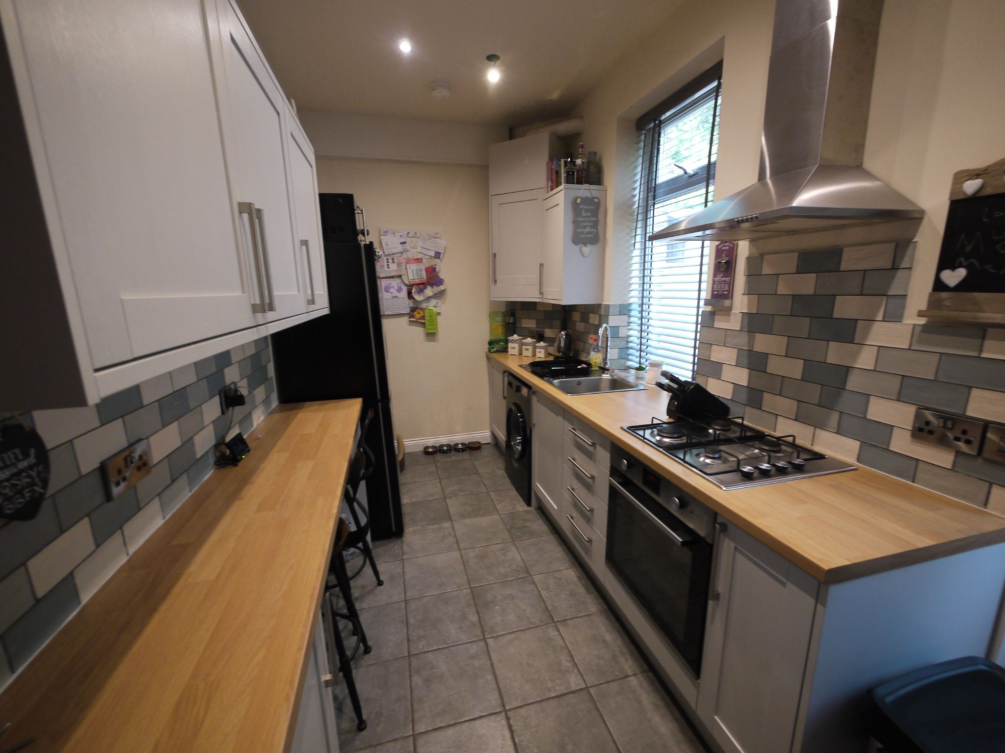 2 bedroom mid terraced house SSTC in Brighouse - Kitchen 2.