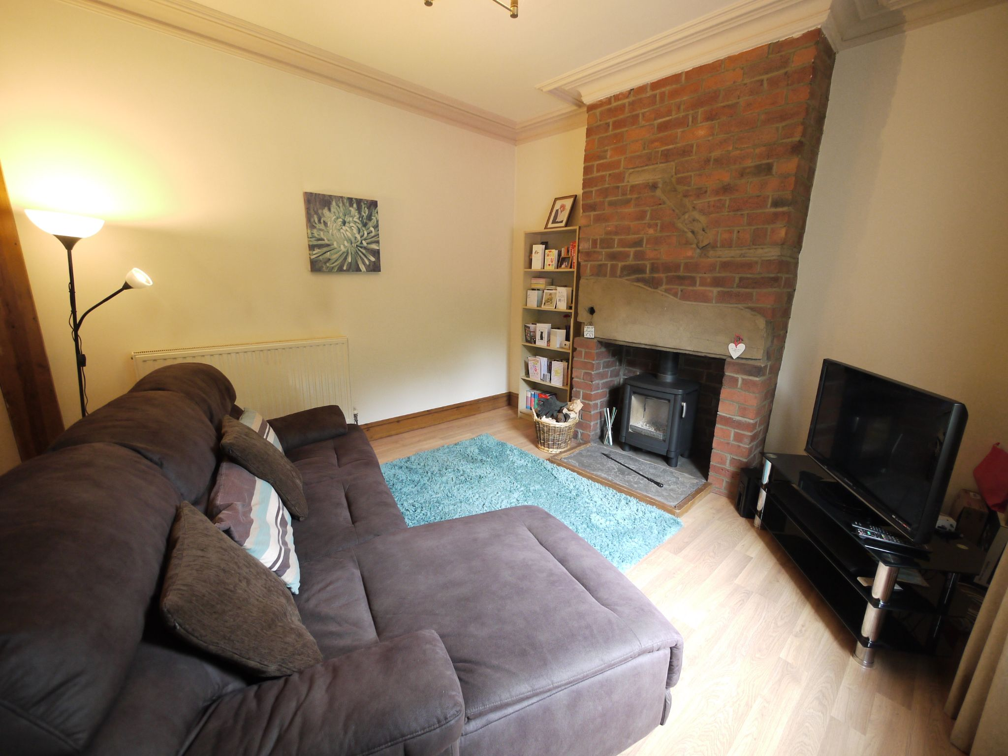 2 bedroom end terraced house SSTC in Brighouse - Lounge.