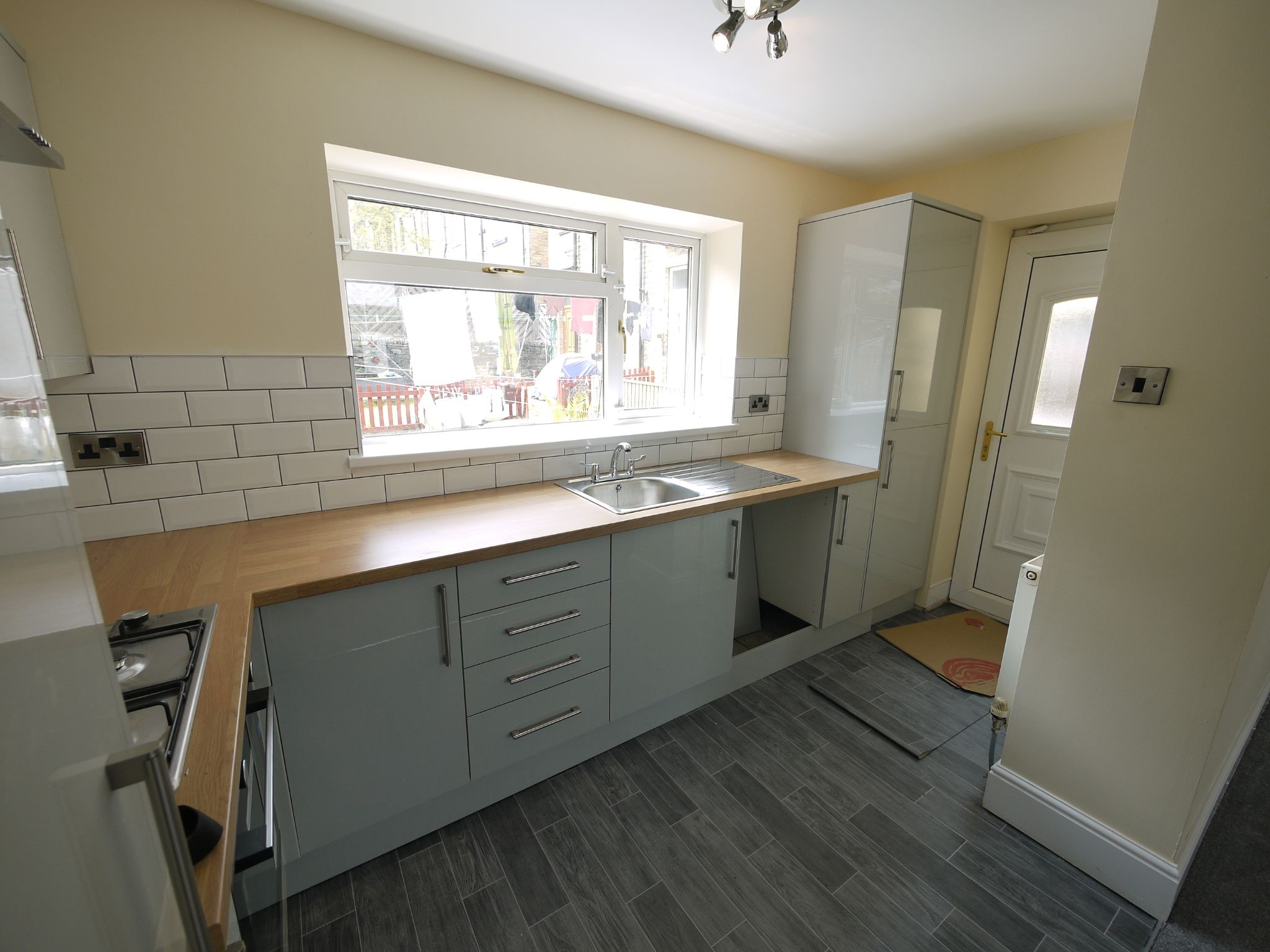 2 bedroom mid terraced house For Sale in Brighouse - Kitchen 2.