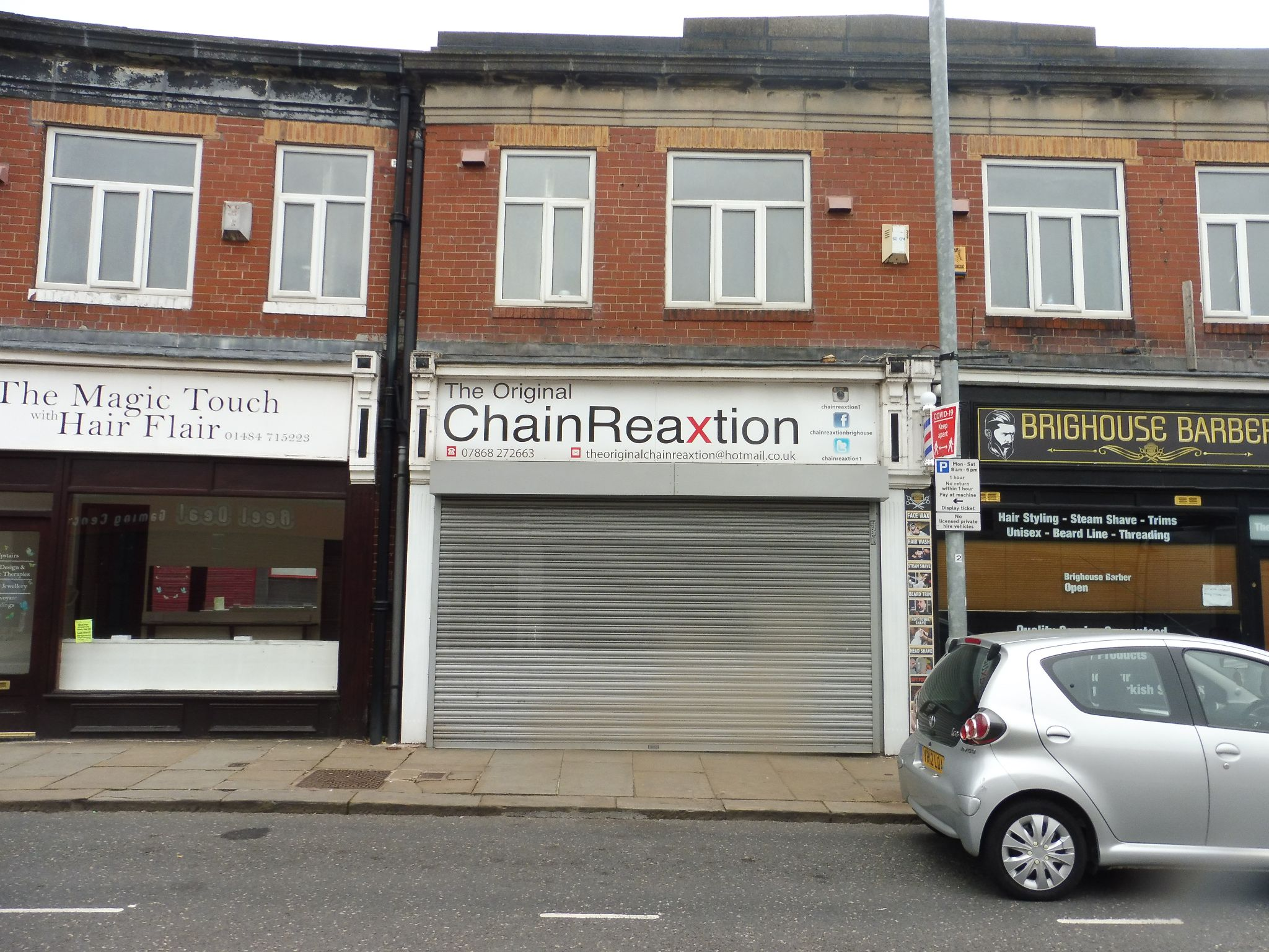 Retail To Let in Brighouse - Photograph 1.