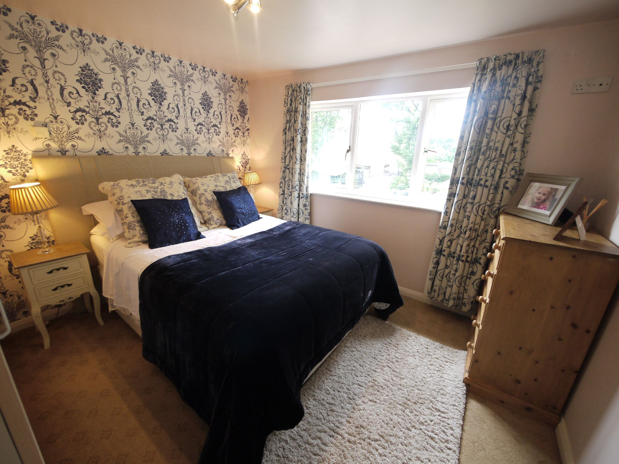 4 bedroom detached house For Sale in Brighouse - Bedroom 2.