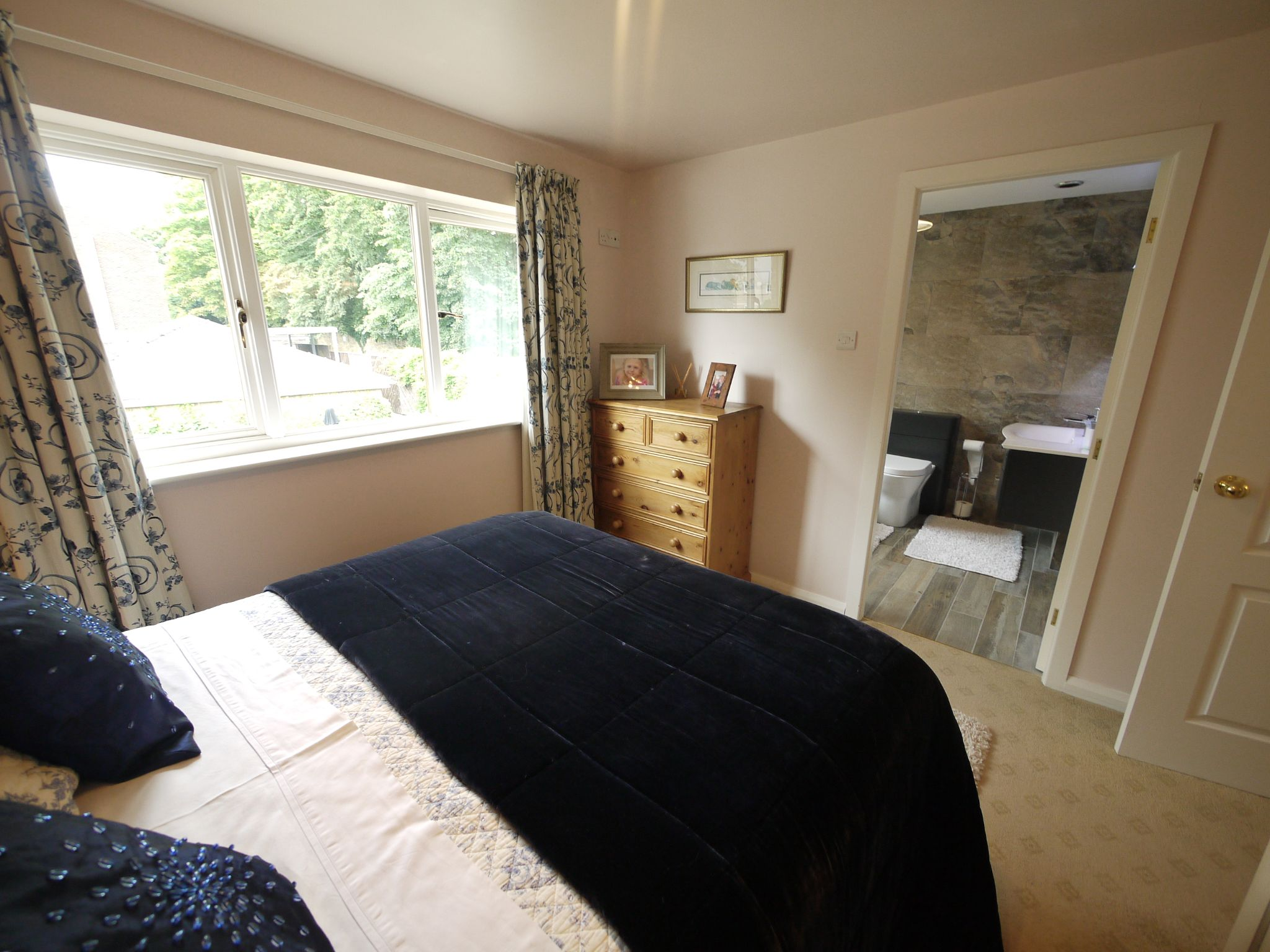 4 bedroom detached house For Sale in Brighouse - Bed 2 internet.
