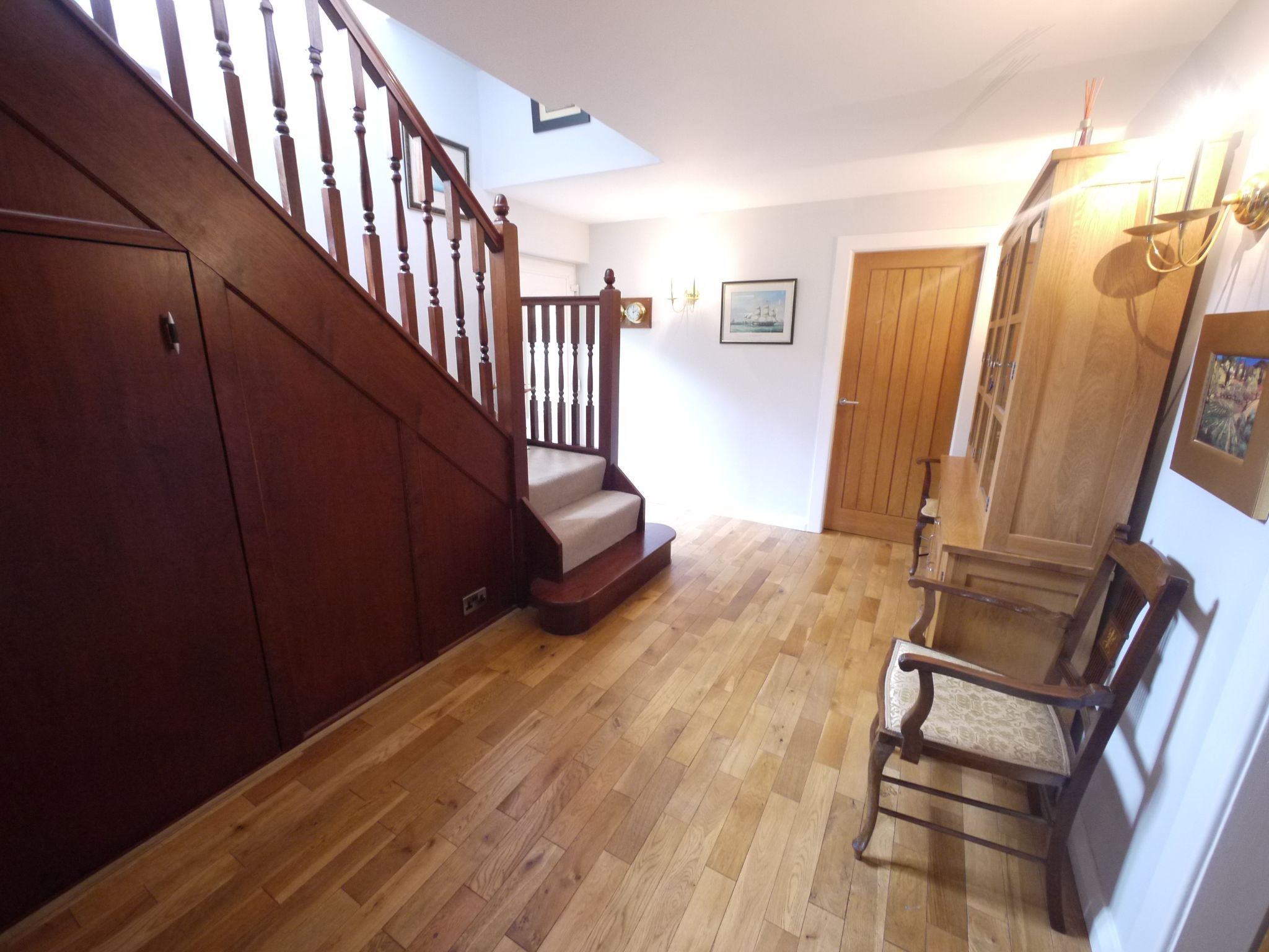4 bedroom detached house For Sale in Brighouse - Entrance Hall.