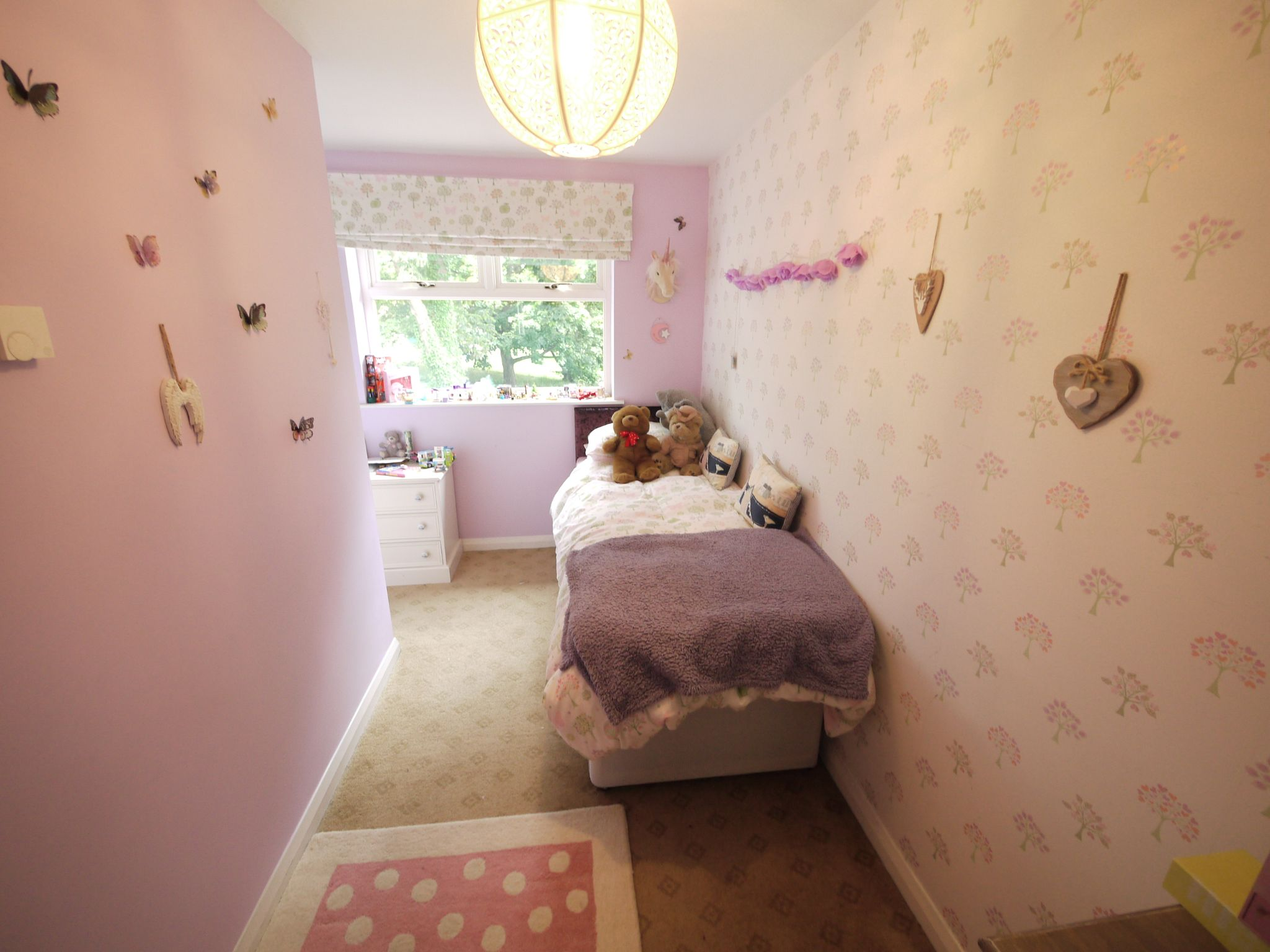4 bedroom detached house For Sale in Brighouse - Bedroom 4.