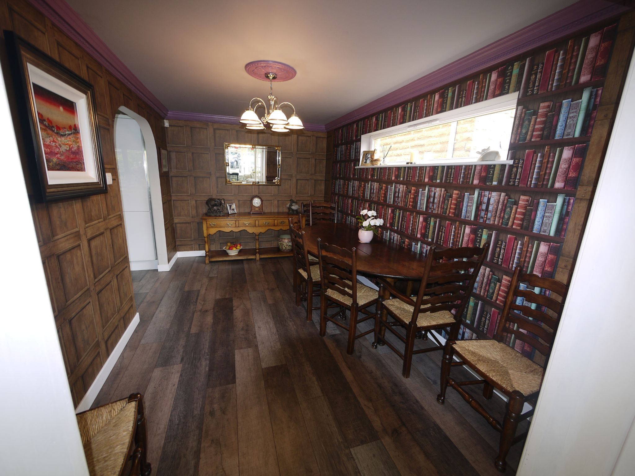 4 bedroom detached house For Sale in Brighouse - Dining Room.