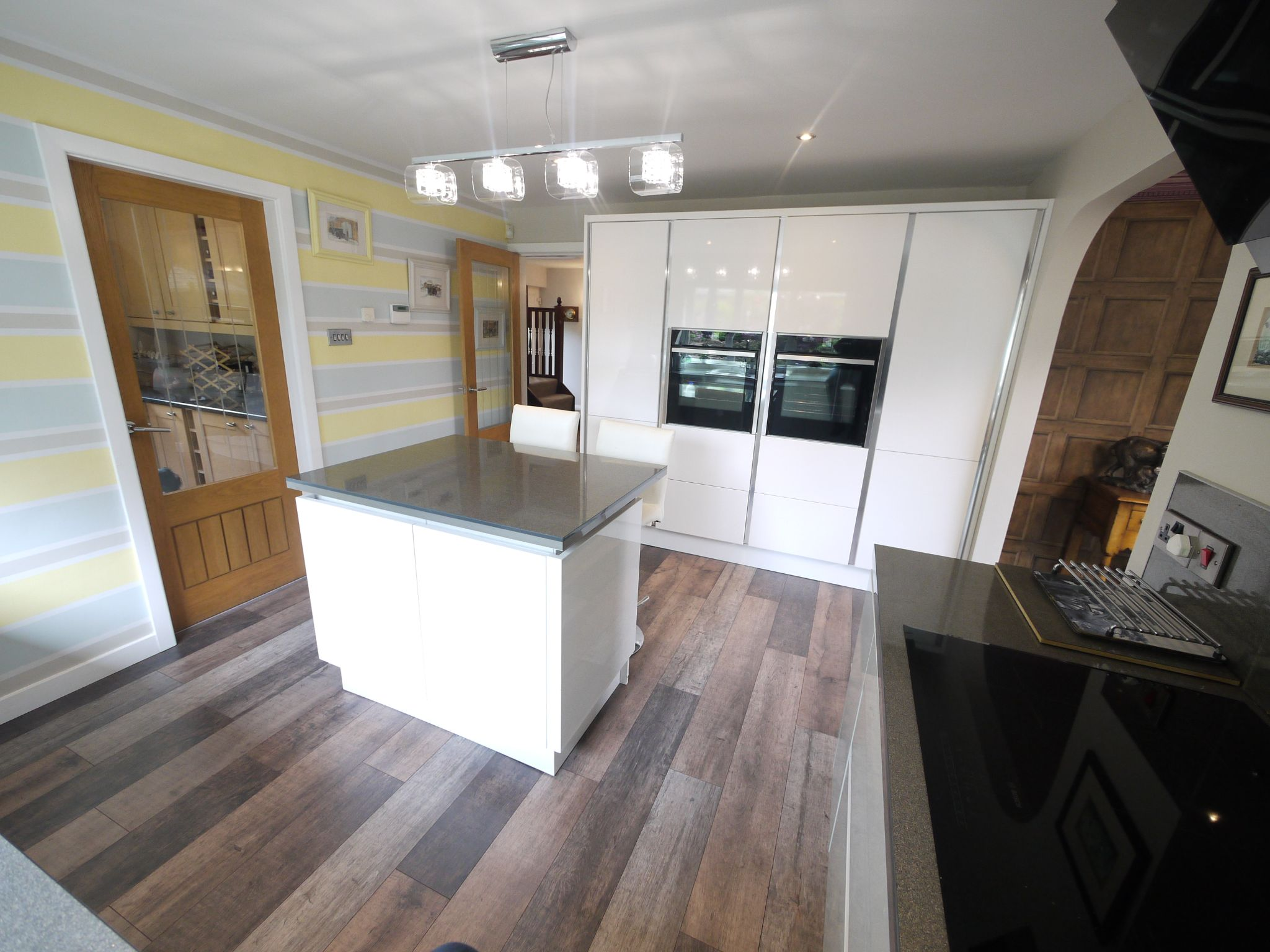 4 bedroom detached house For Sale in Brighouse - Kitchen 2.