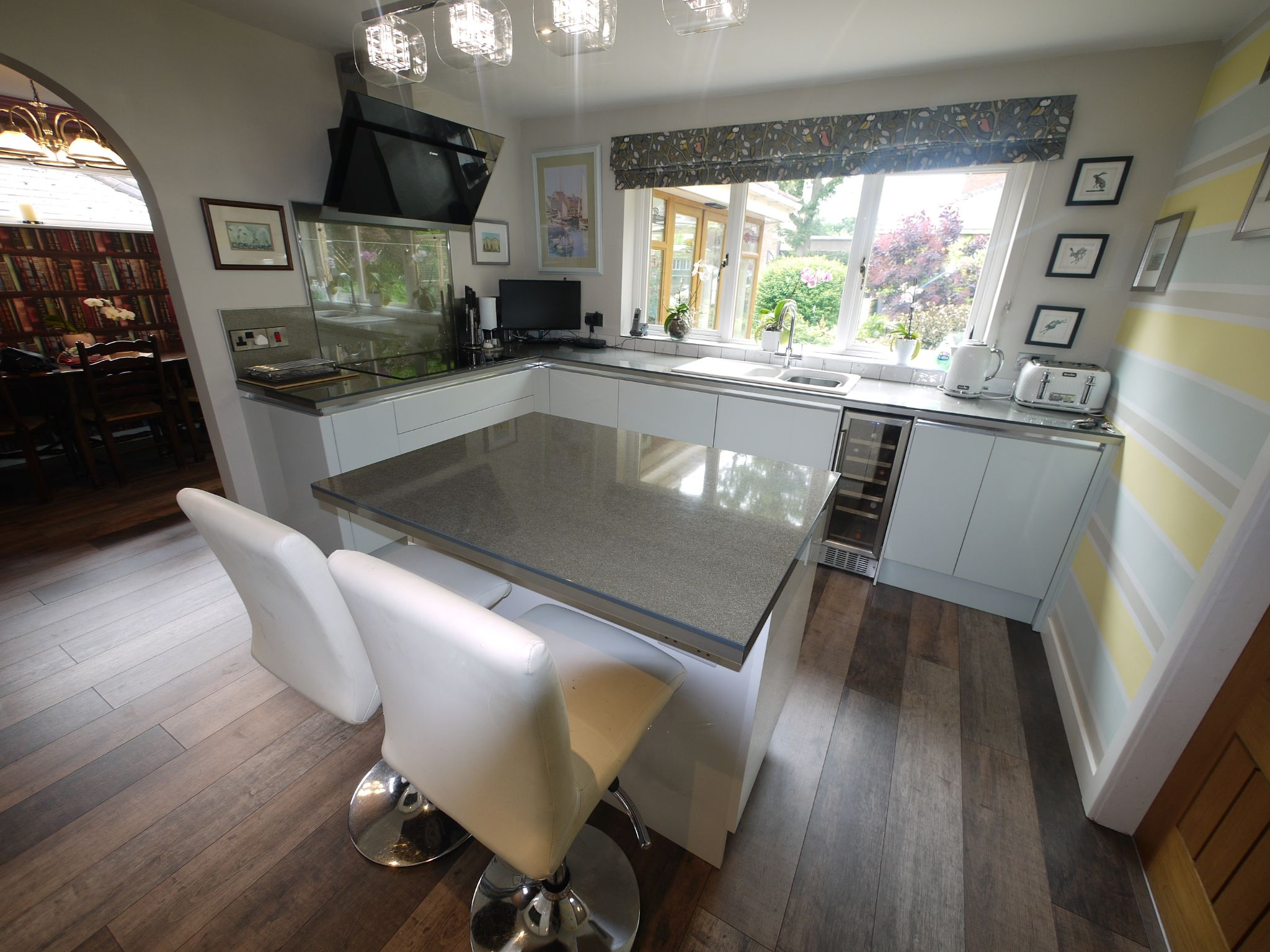 4 bedroom detached house For Sale in Brighouse - Kitchen.