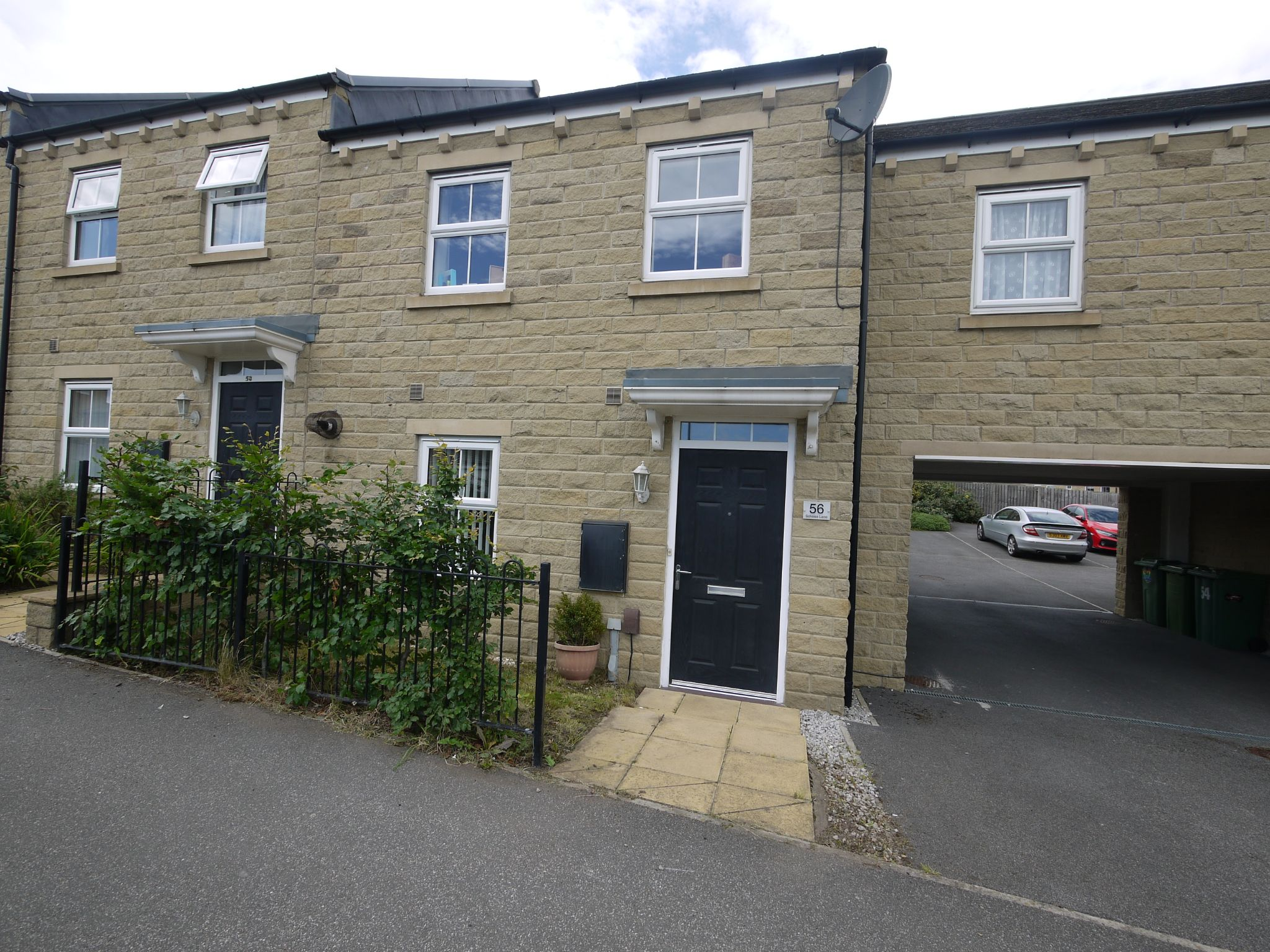 3 bedroom mid terraced house SSTC in Cleckheaton - Main.