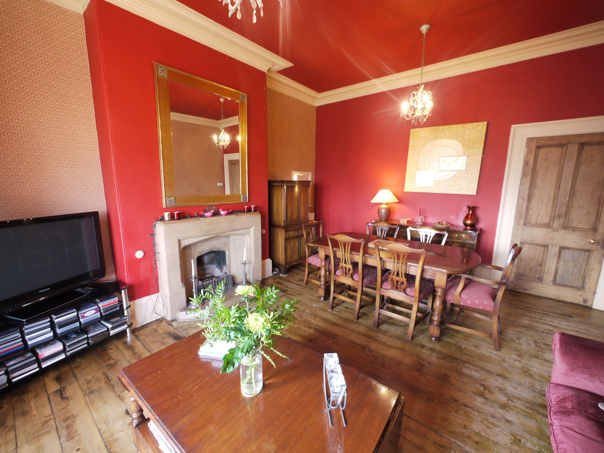 5 bedroom end terraced house Sold in Halifax - Dining room 2.