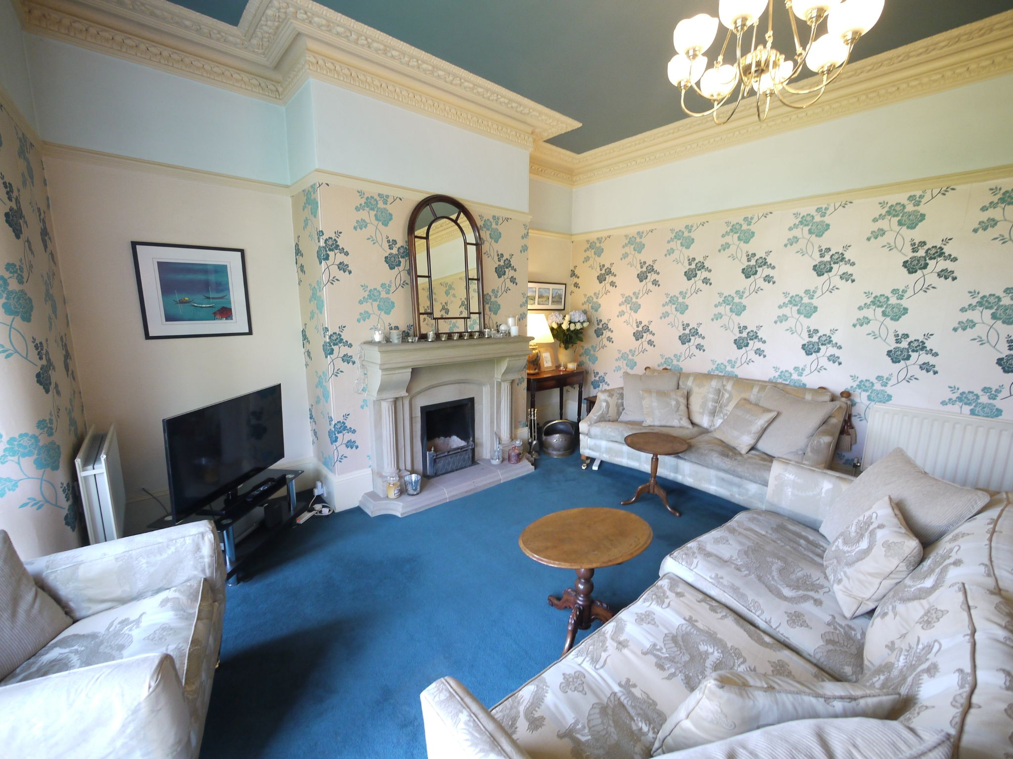 5 bedroom end terraced house Sold in Halifax - Lounge.
