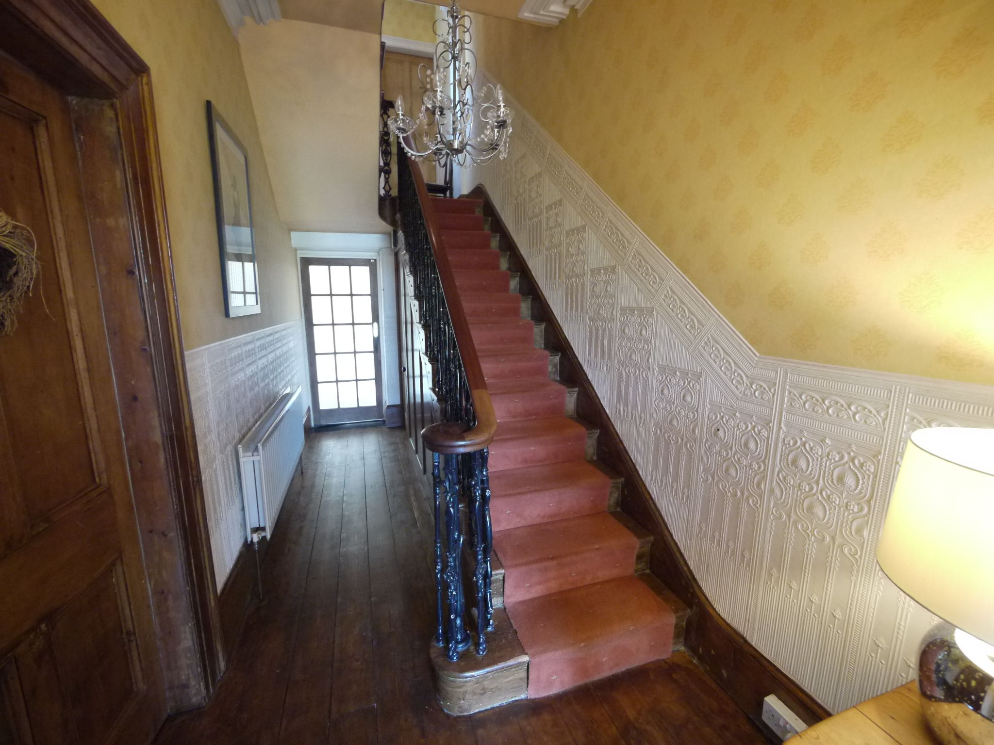 5 bedroom end terraced house Sold in Halifax - Entrance Hall.