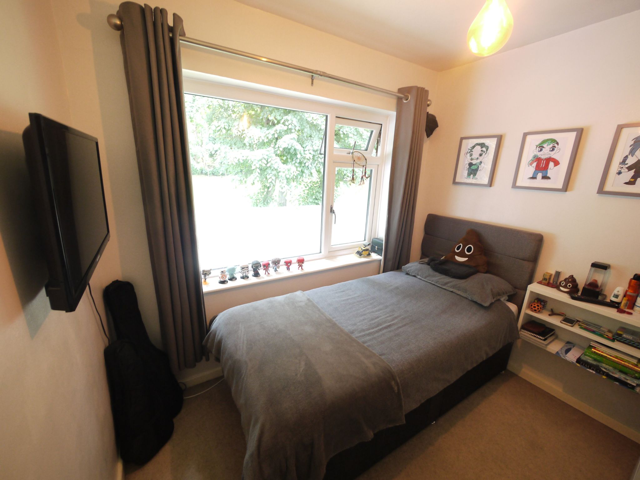 3 bedroom semi-detached house SSTC in Brighouse - Bedroom 3.