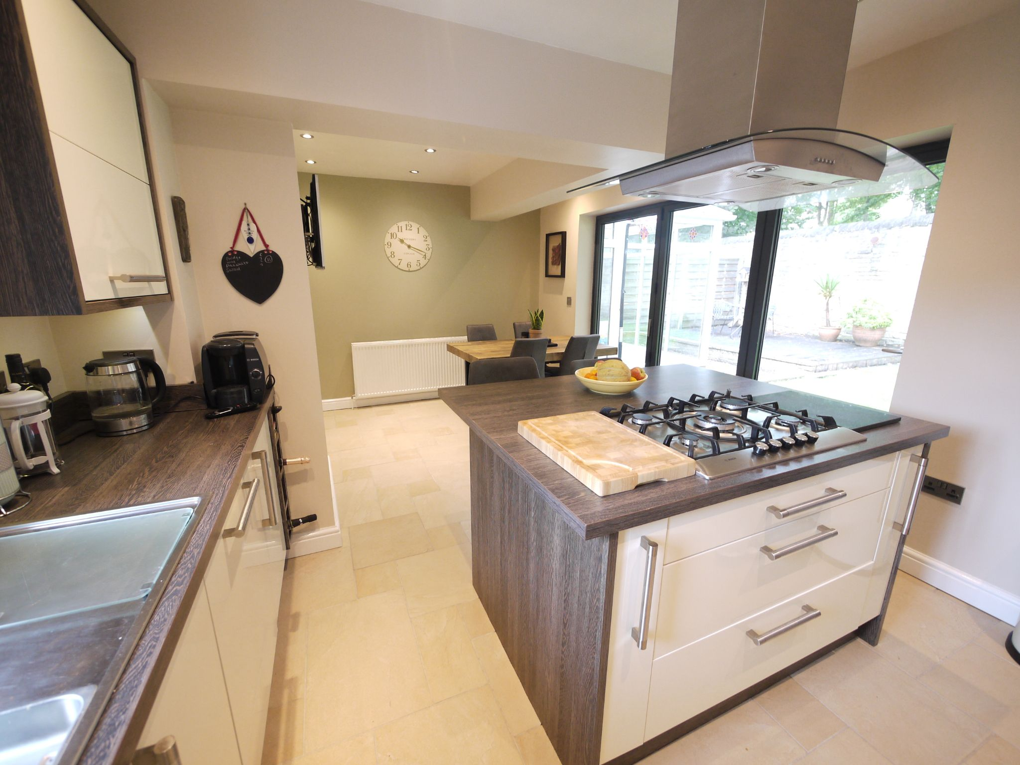 3 bedroom semi-detached house SSTC in Brighouse - Dining Kitchen 2.