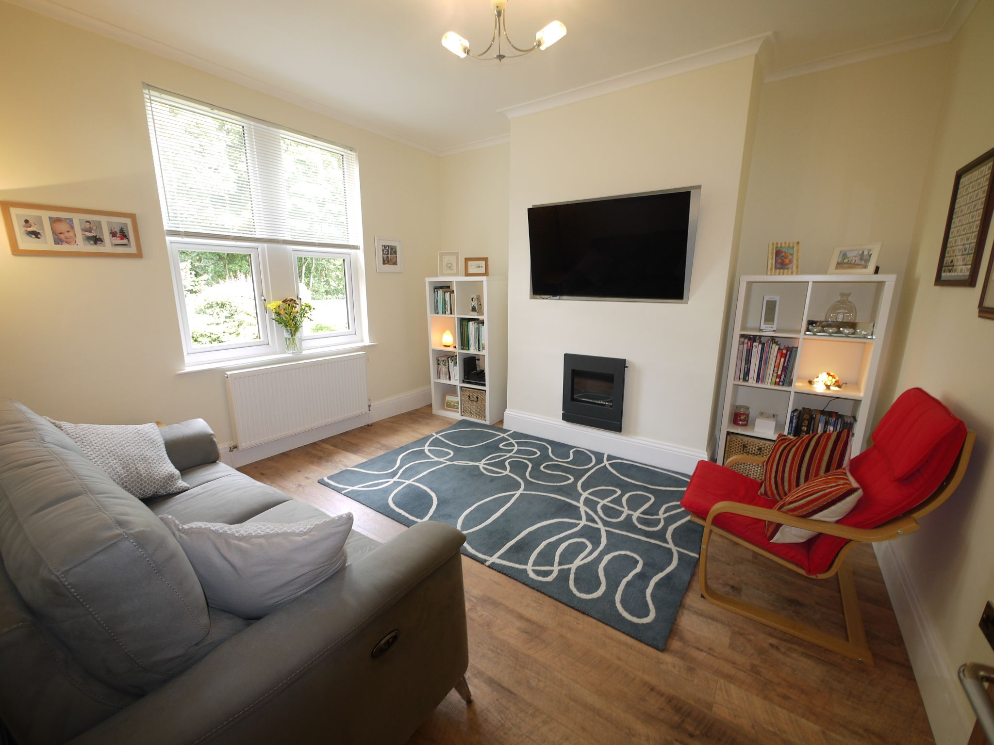 4 bedroom detached house For Sale in Halifax - Lounge.