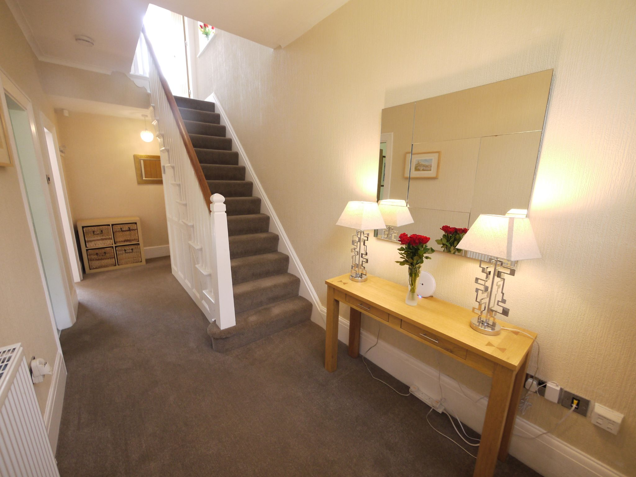 4 bedroom detached house For Sale in Halifax - Entrance Hall.