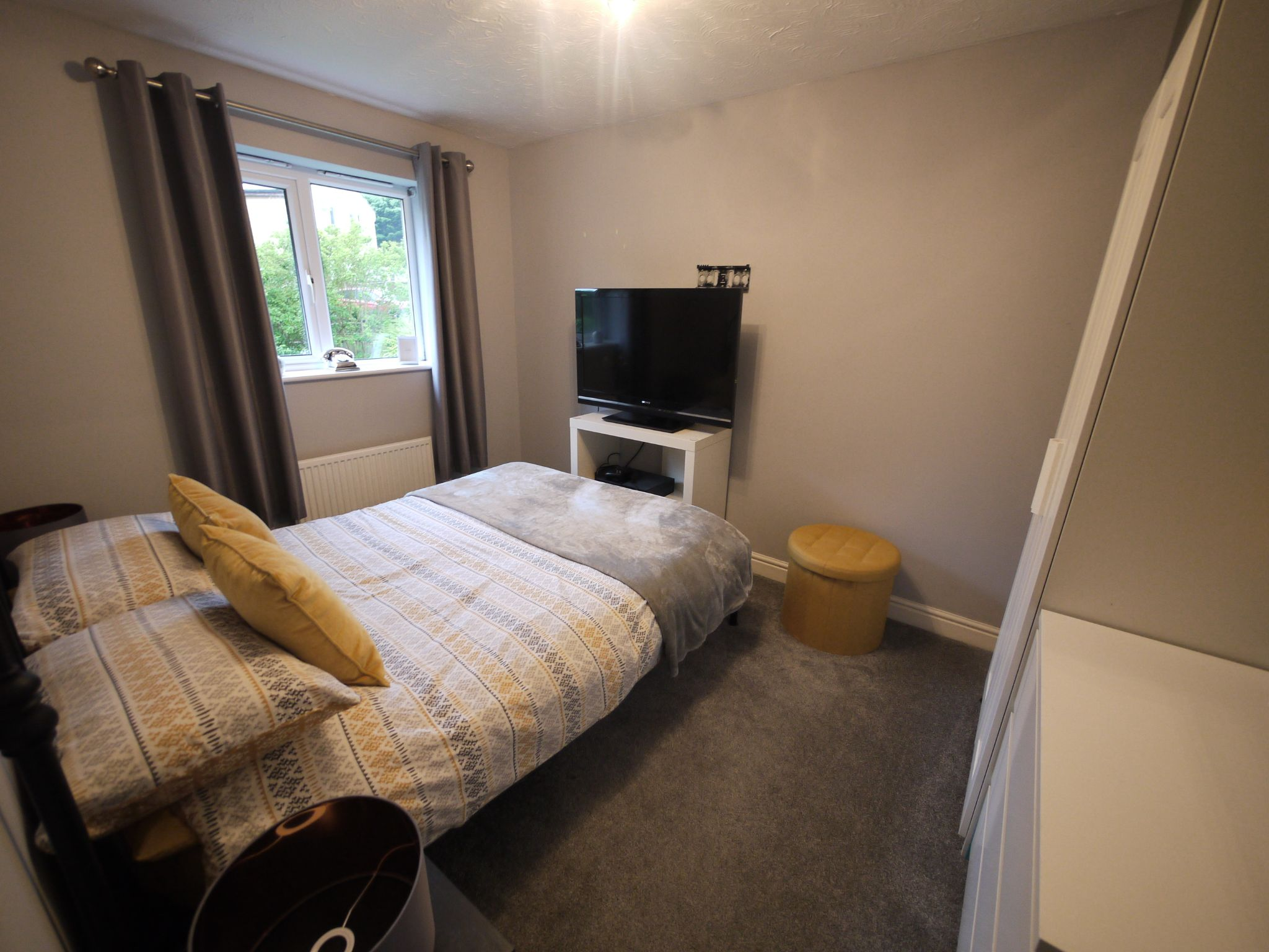 4 bedroom town house For Sale in Brighouse - Bedroom 2.