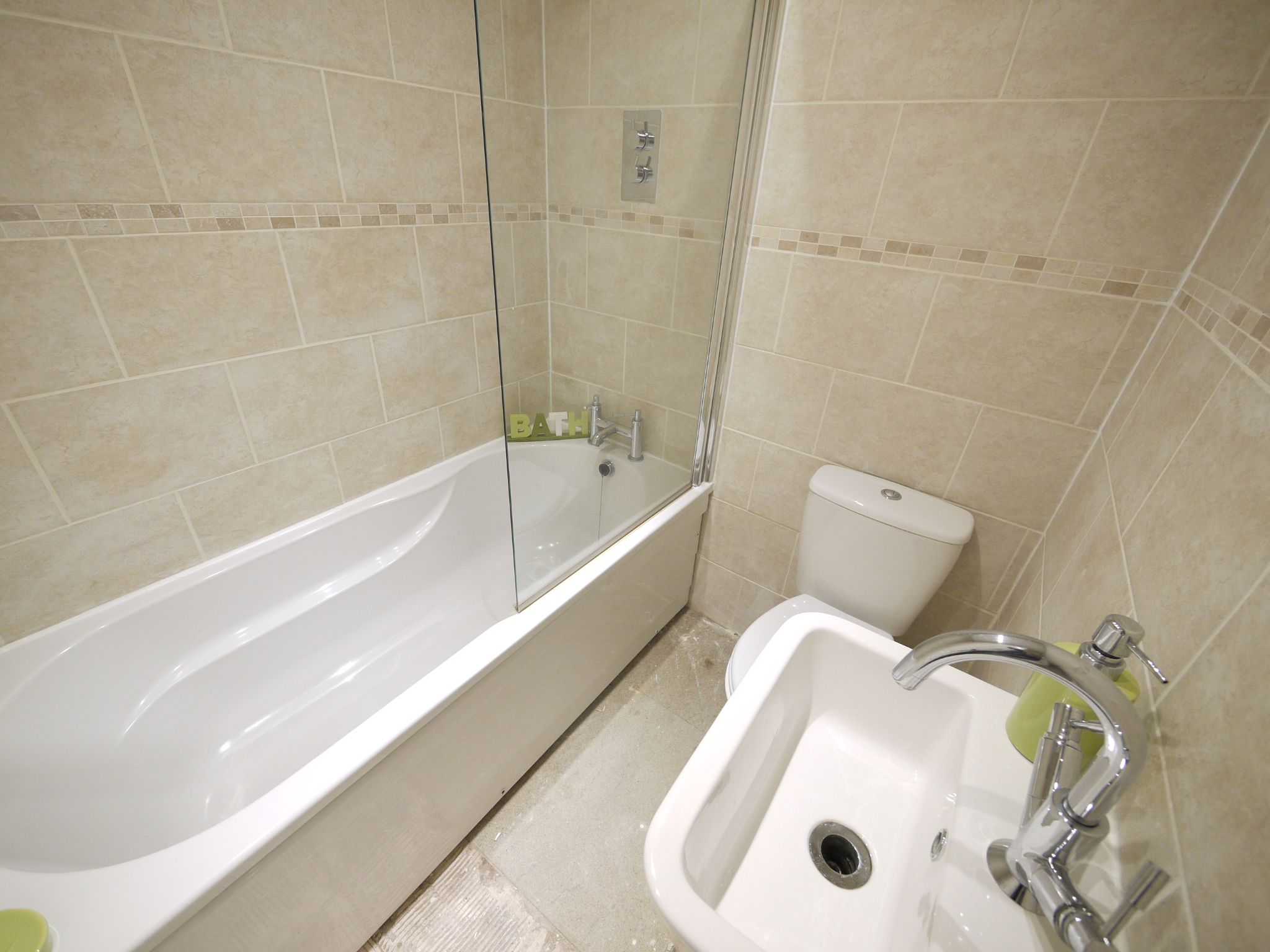 4 bedroom town house For Sale in Brighouse - Ground Floor Bathroom.