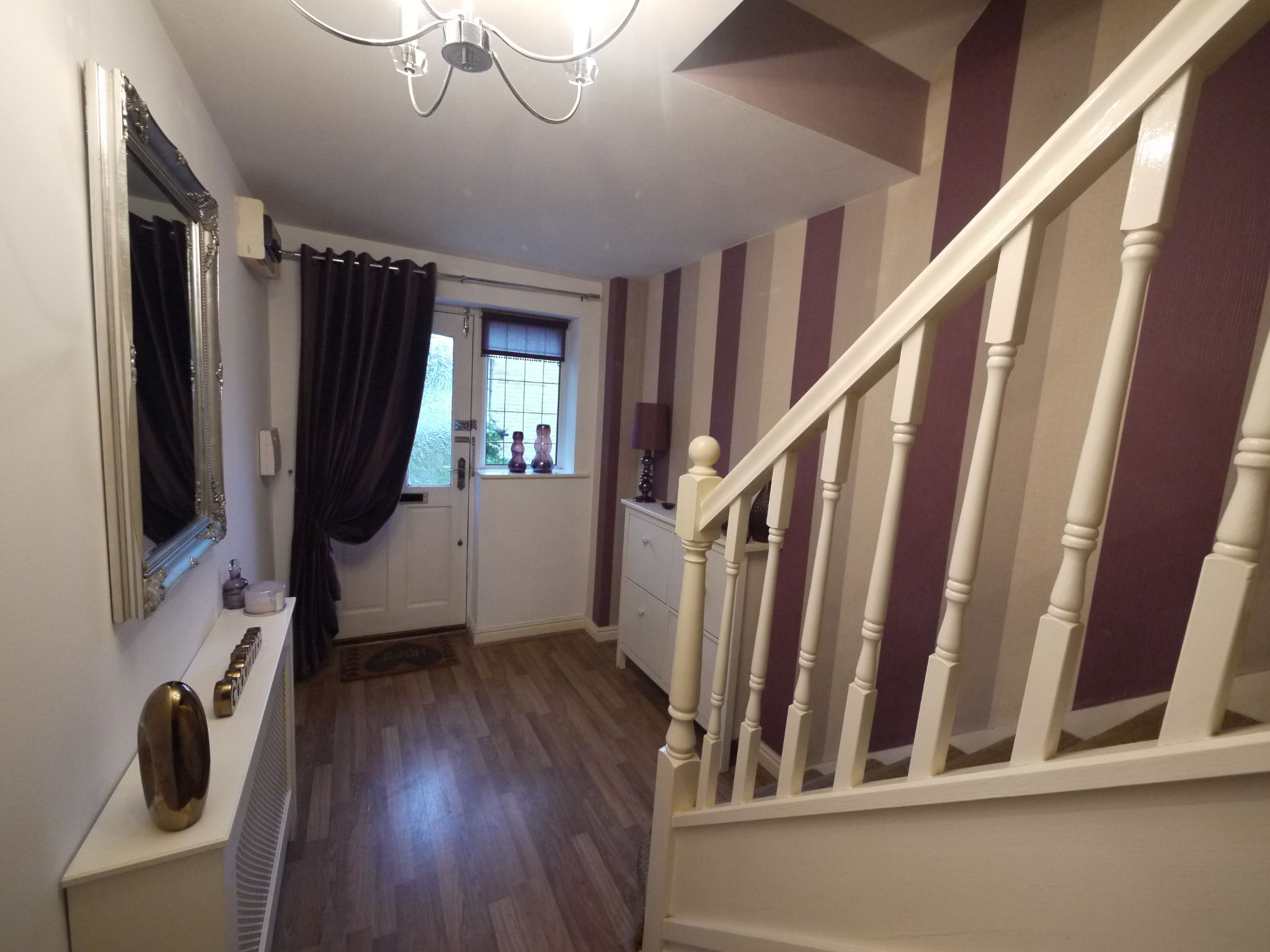 4 bedroom town house For Sale in Brighouse - Entrance Hall.