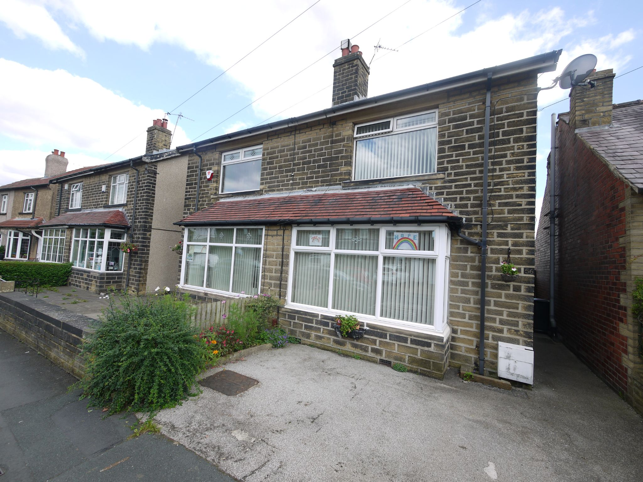 3 bedroom semi-detached house SSTC in Calderdale - Photograph 3.
