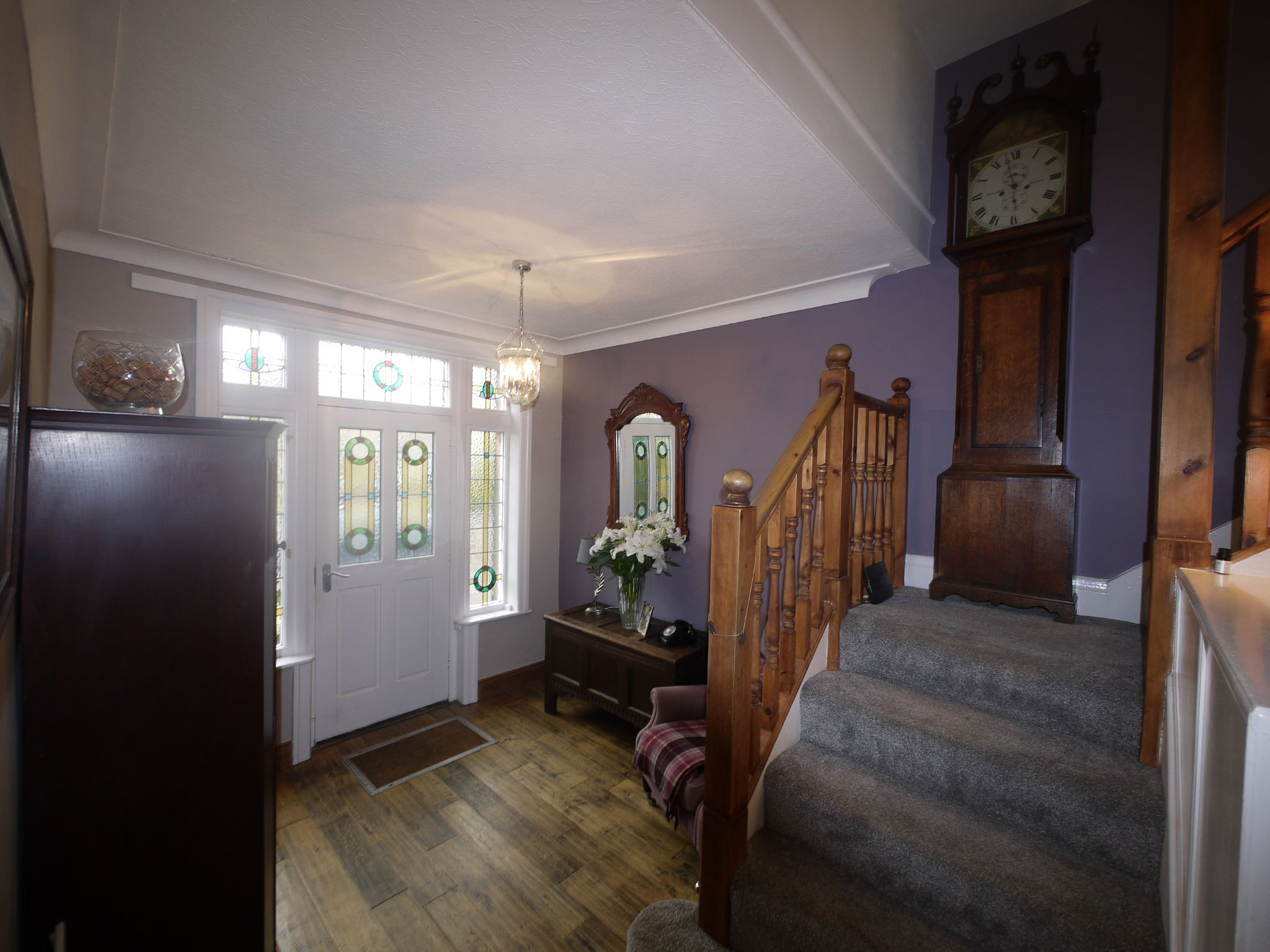4 bedroom semi-detached house SSTC in Halifax - Entrance Hall.